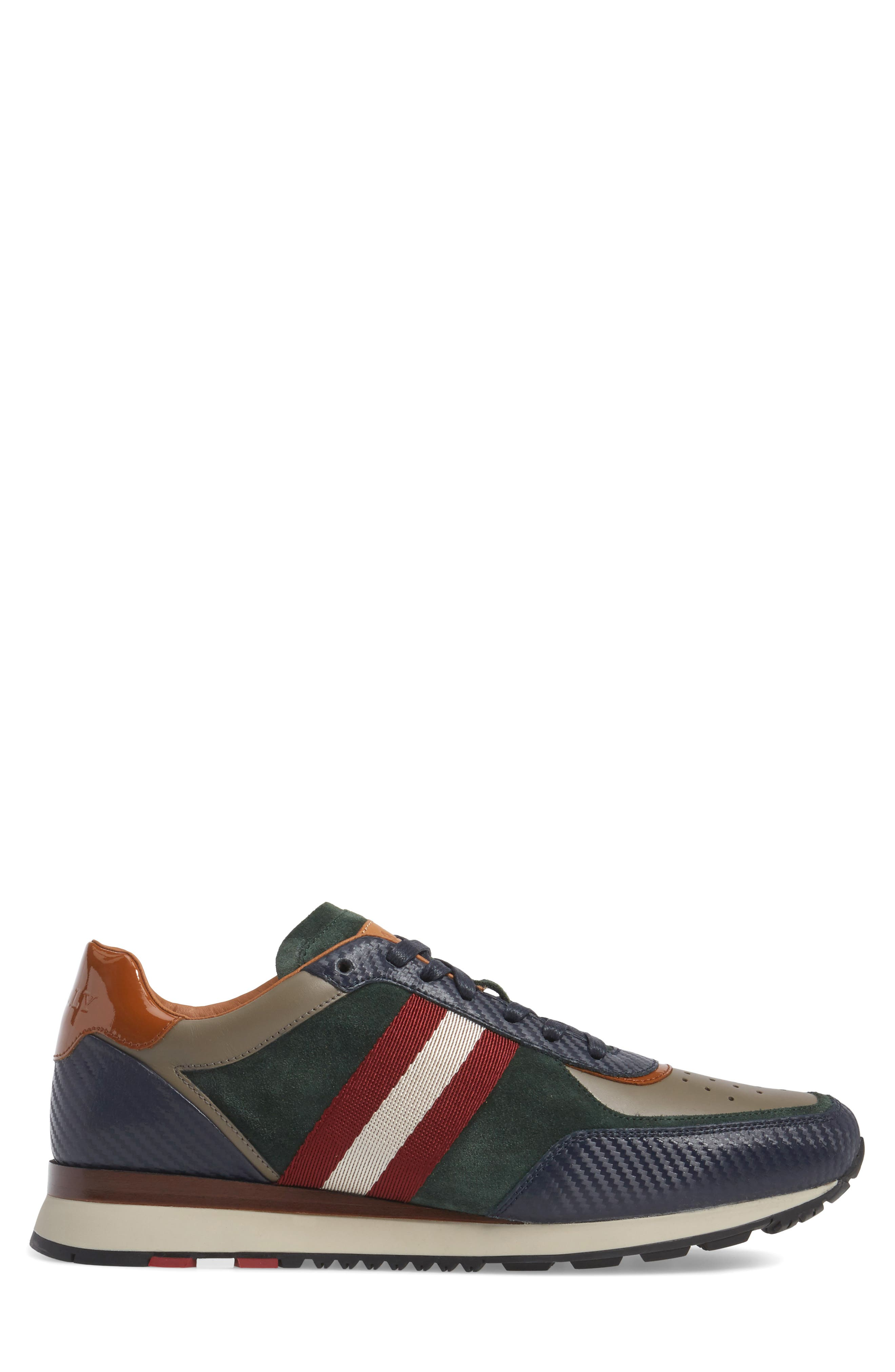 Aston Sneaker,                             Alternate thumbnail 2, color,                             Ink
