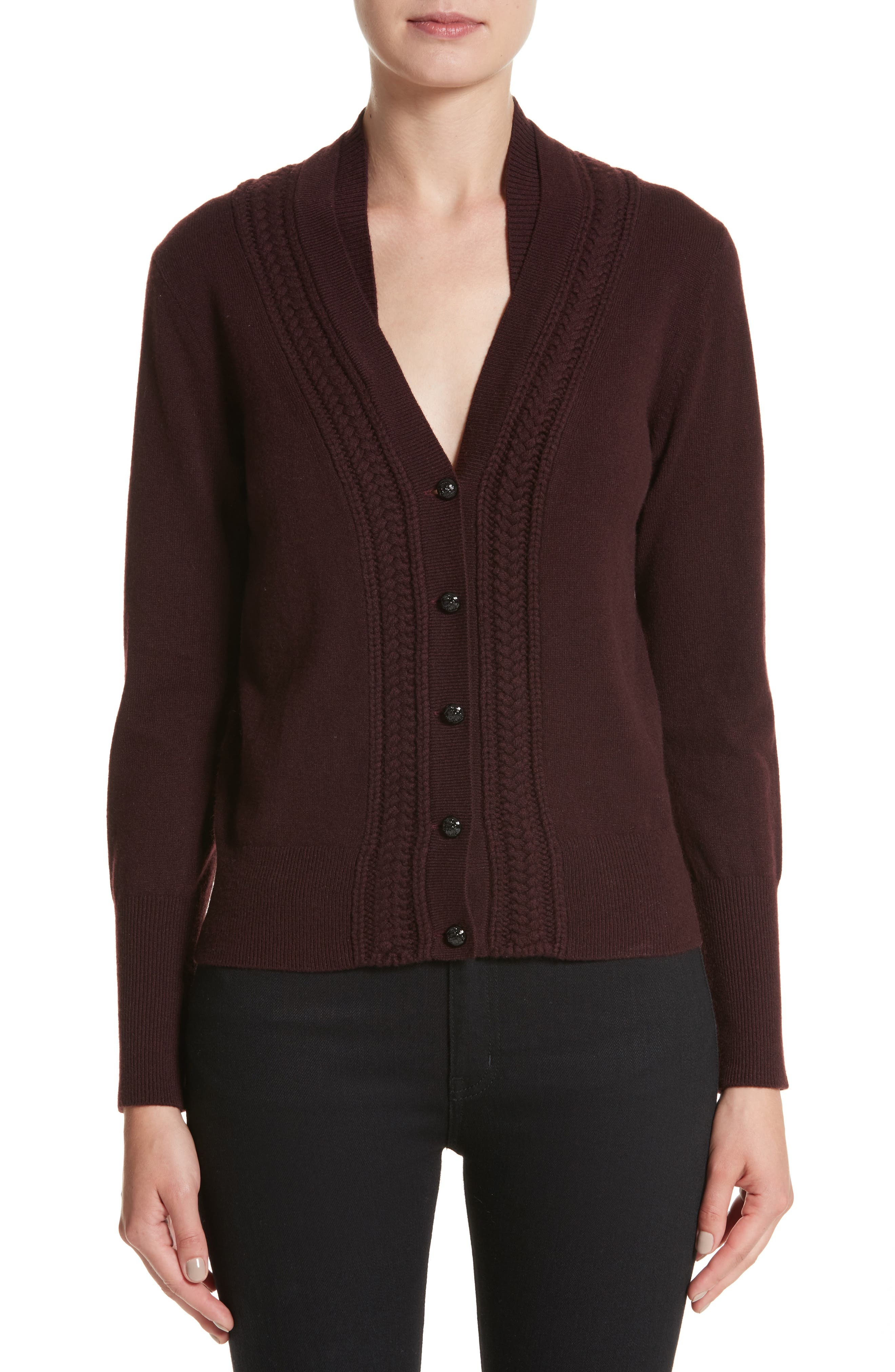 Burberry Natisone Cashmere Cardigan