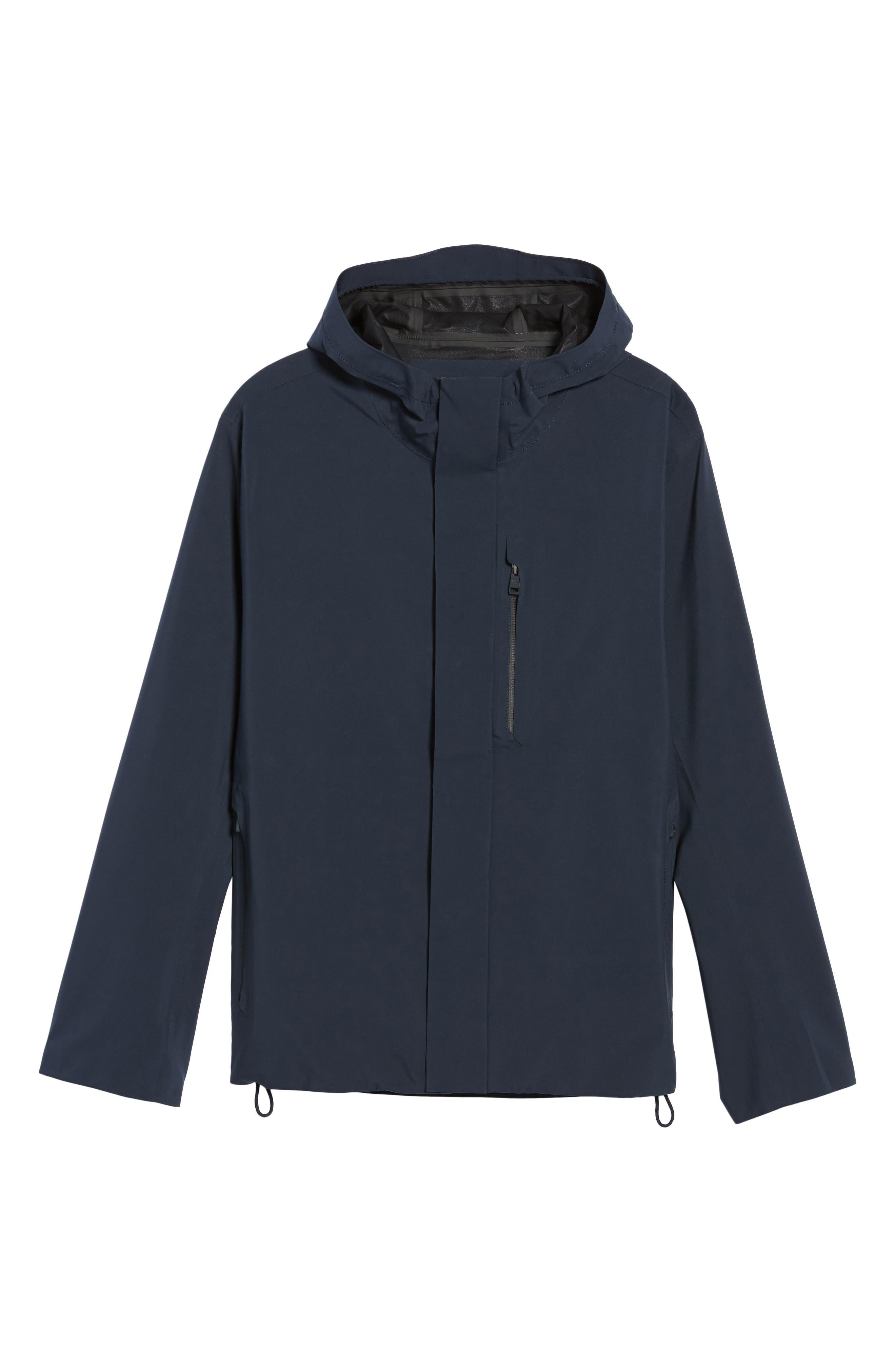 Alternate Image 5  - Marc New York Stratus Waterproof Hooded Rain Jacket
