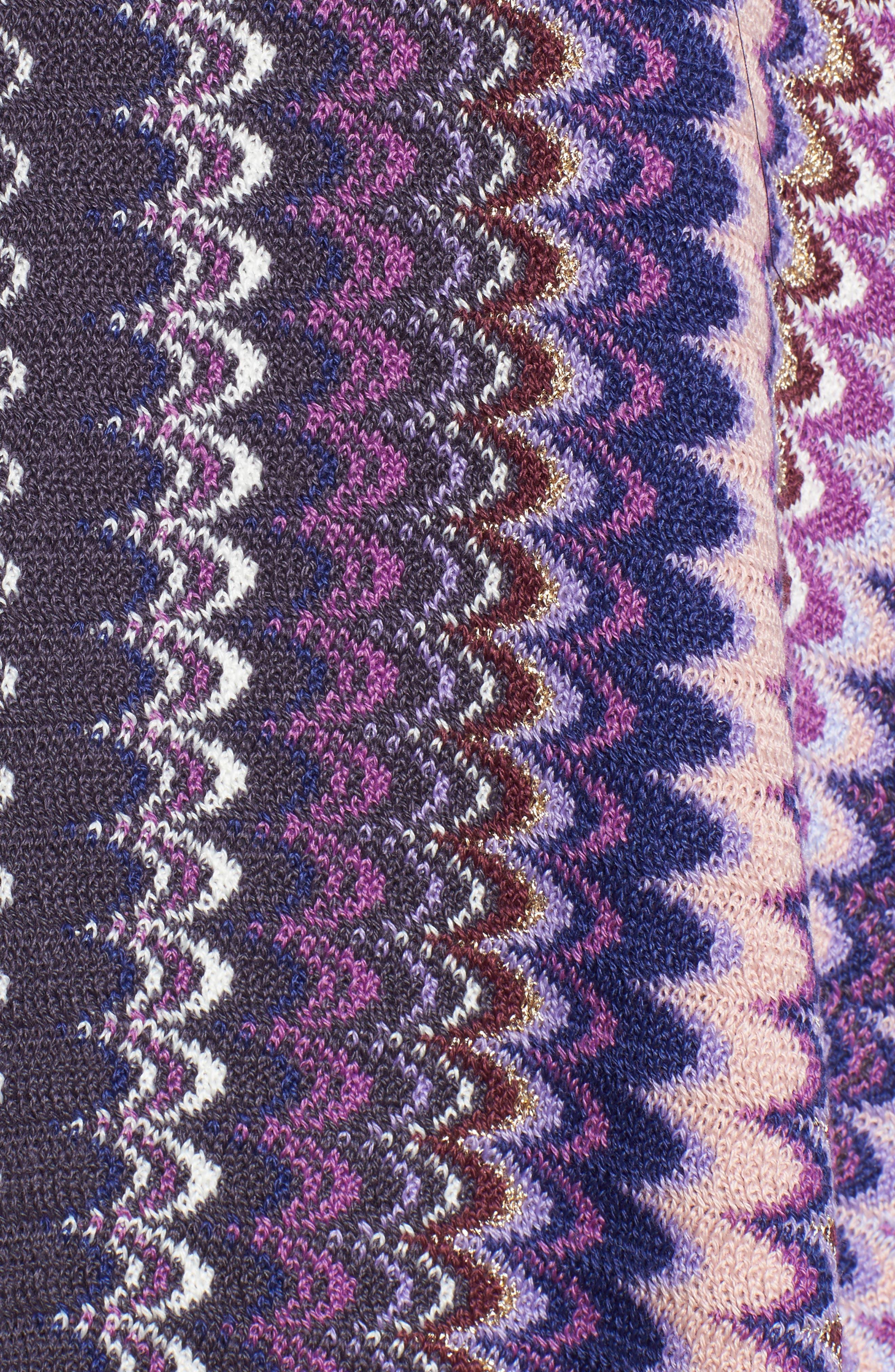 Alternate Image 6  - Missoni Stripe Poncho