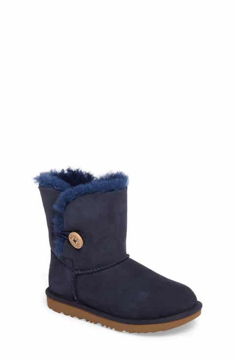 99d9099ebbb0 UGG® Bailey Button II Water Resistant Genuine Shearling Boot (Walker