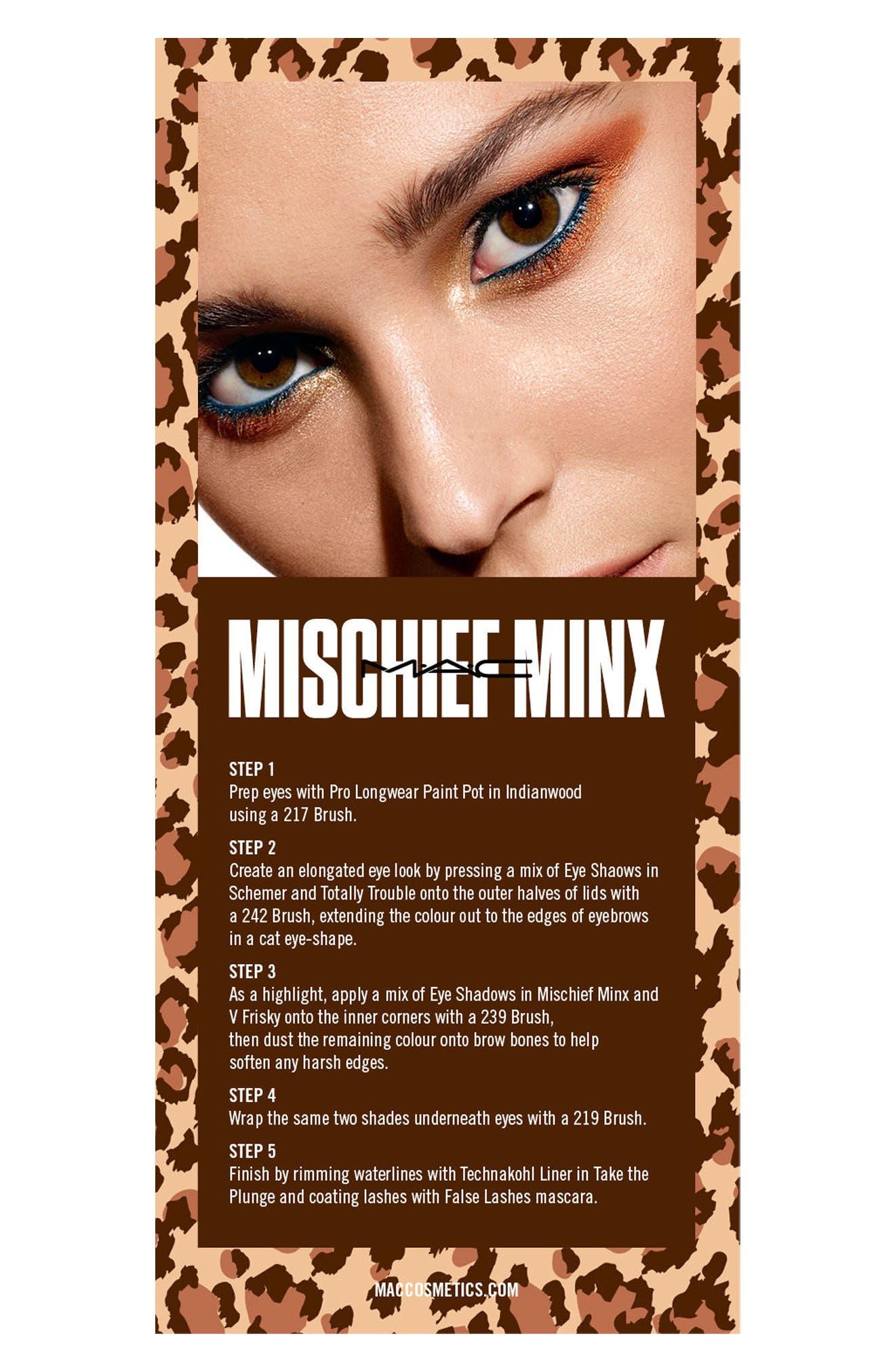 Alternate Image 4  - MAC Girls Mischief Minx Palette ($160 Value)