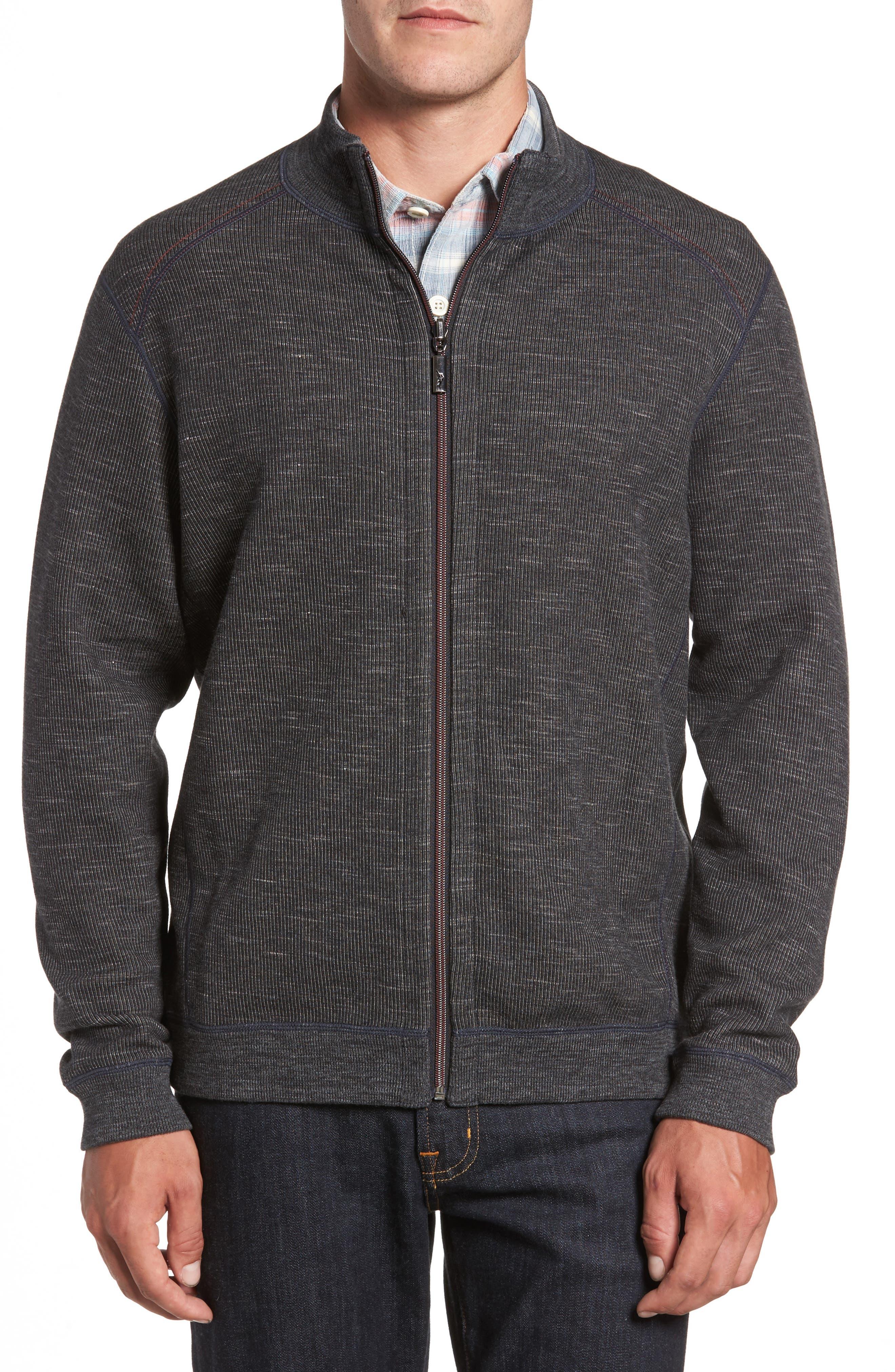 Alternate Image 1 Selected - Tommy Bahama Flipsider Reversible Jacket