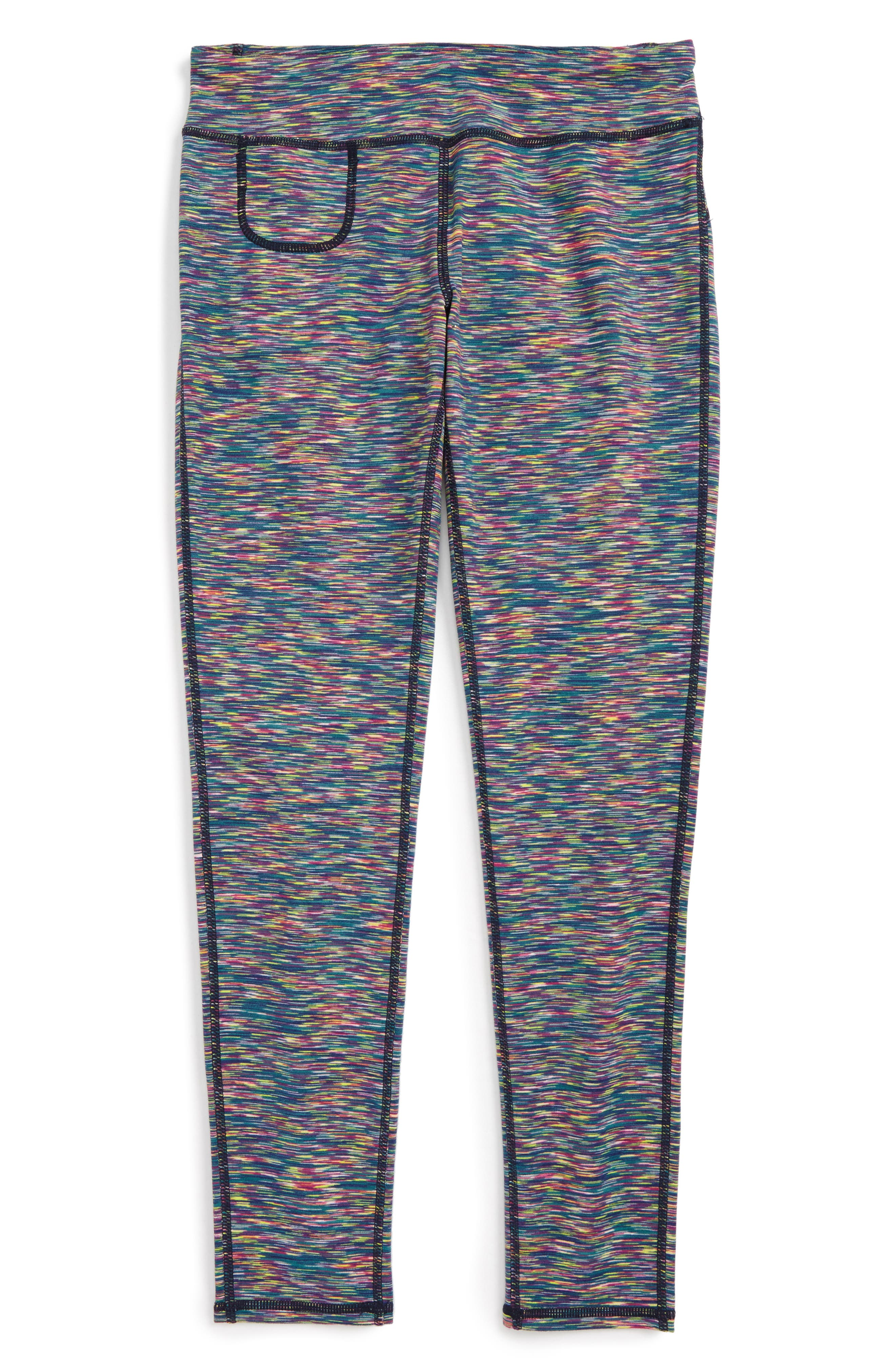 Zella Girl 'Cosmic Freedom' Print Leggings (Little Girls & Big Girls)