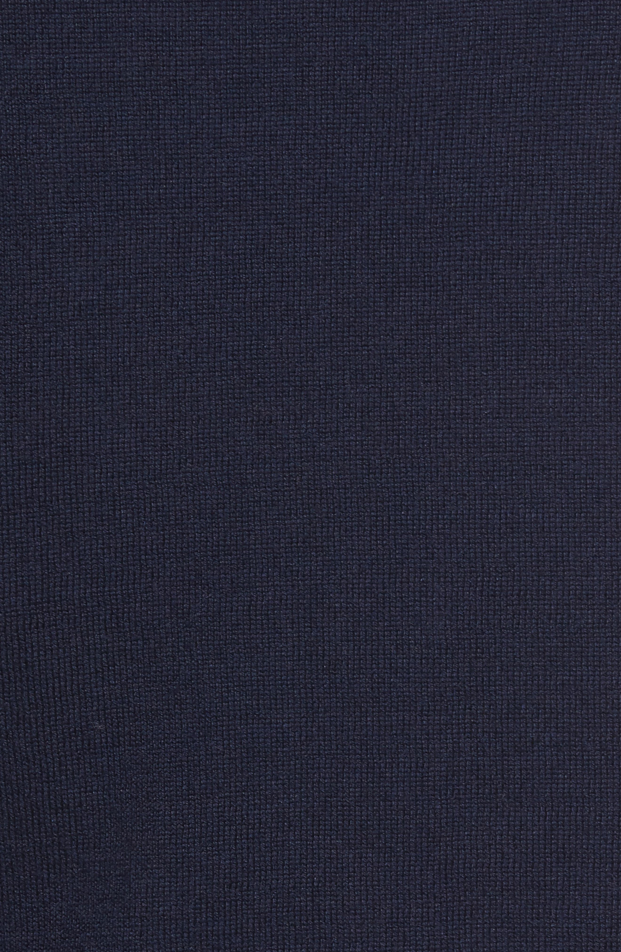 Alternate Image 5  - Peter Millar Crown Soft Merino Blend Quarter Zip Vest