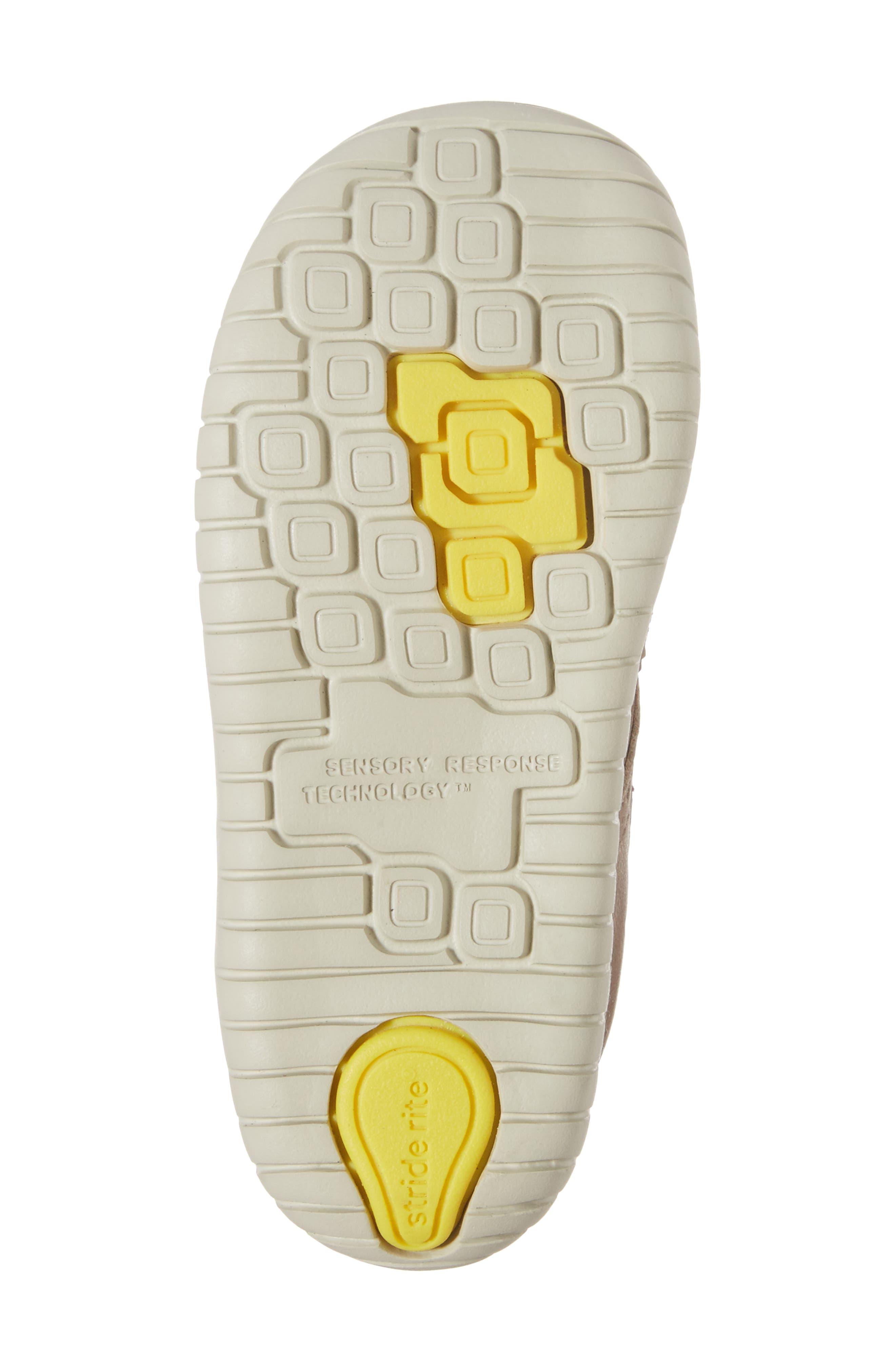 Addison Wingtip Sneaker,                             Alternate thumbnail 6, color,                             Brown