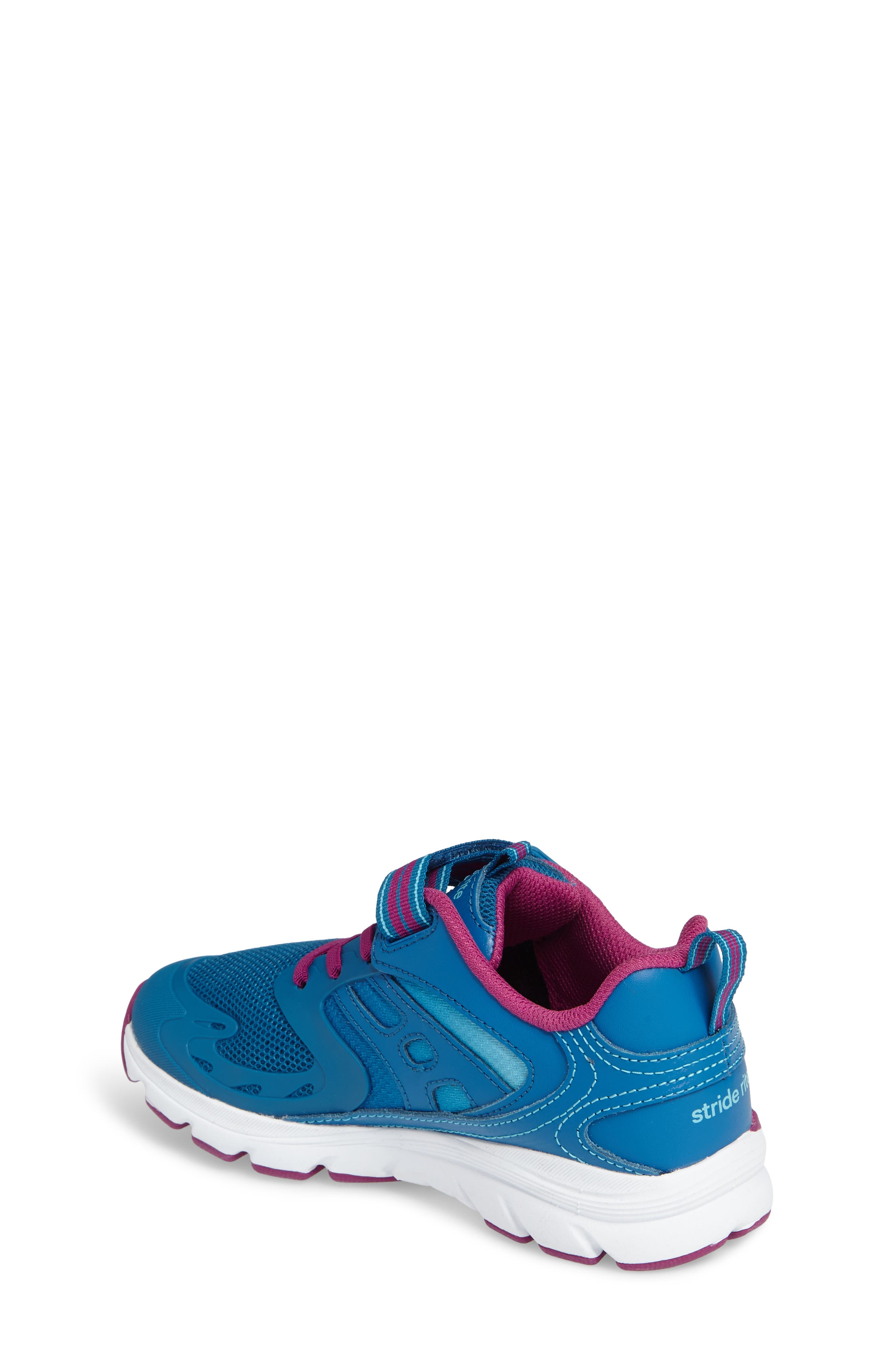 Alternate Image 2  - Stride Rite Made 2 Play® Cannan Sneaker (Baby, Walker, Toddler & Little Kid)