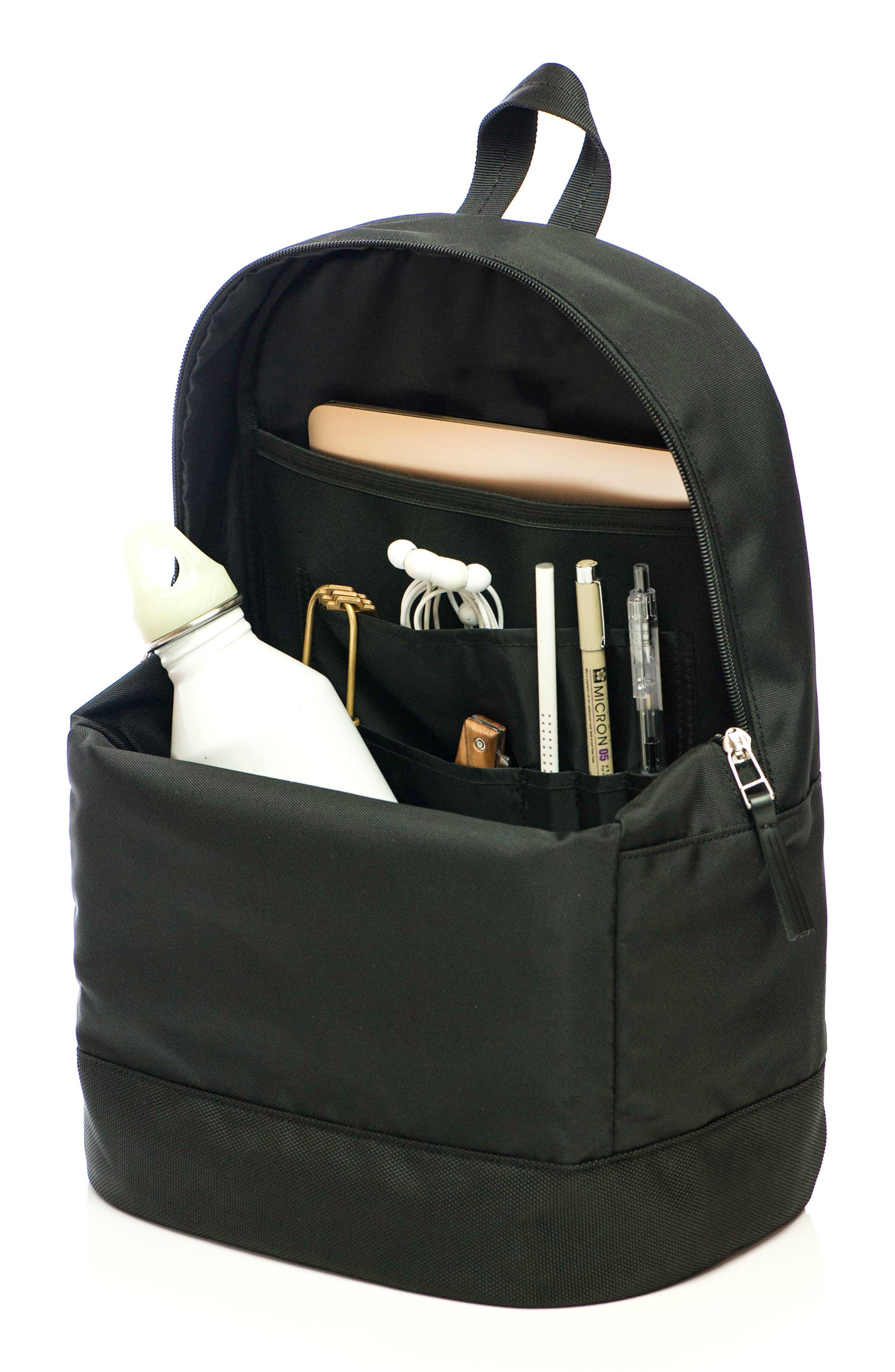 Tomcat Backpack,                             Alternate thumbnail 5, color,                             Black