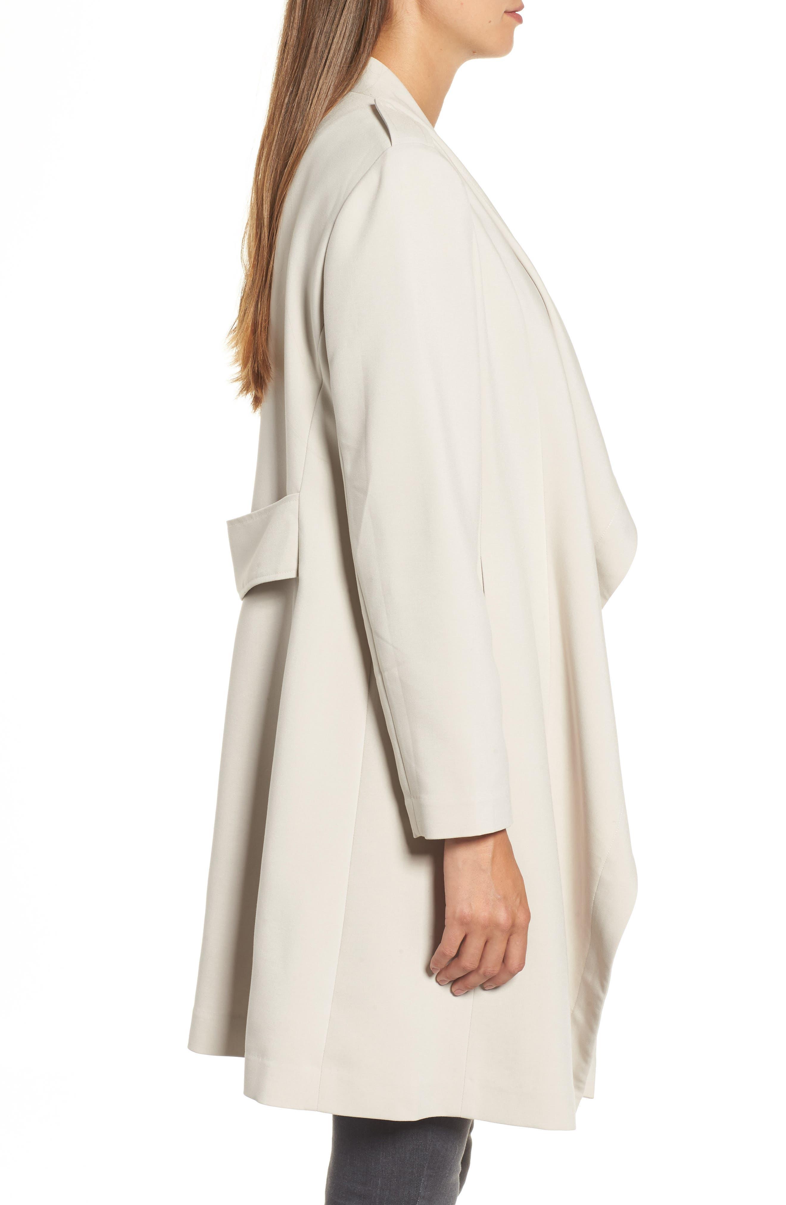 Alternate Image 3  - Halogen® Drape Jacket