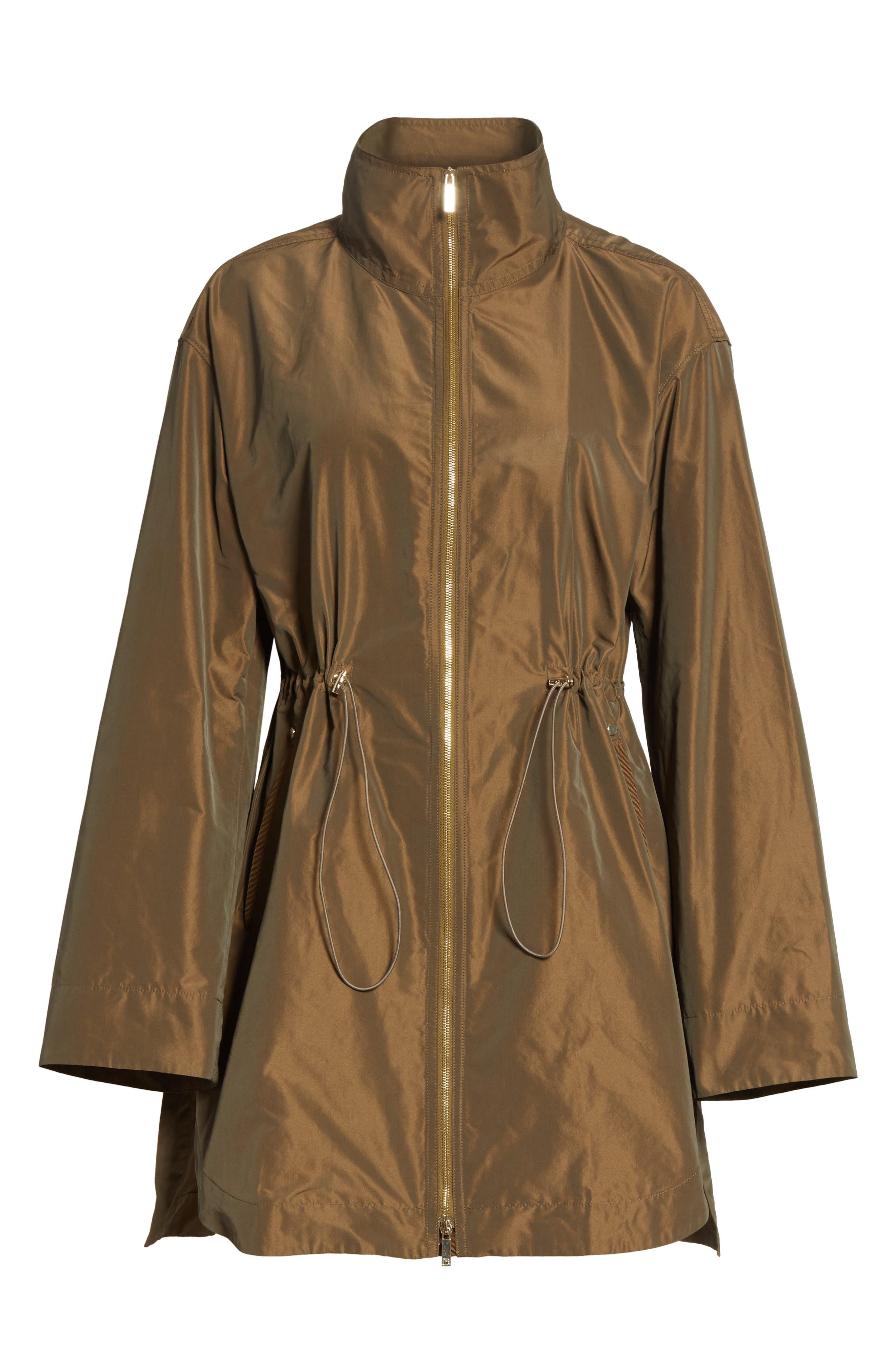Alternate Image 6  - Lafayette 148 New York Nikolina Packable Jacket