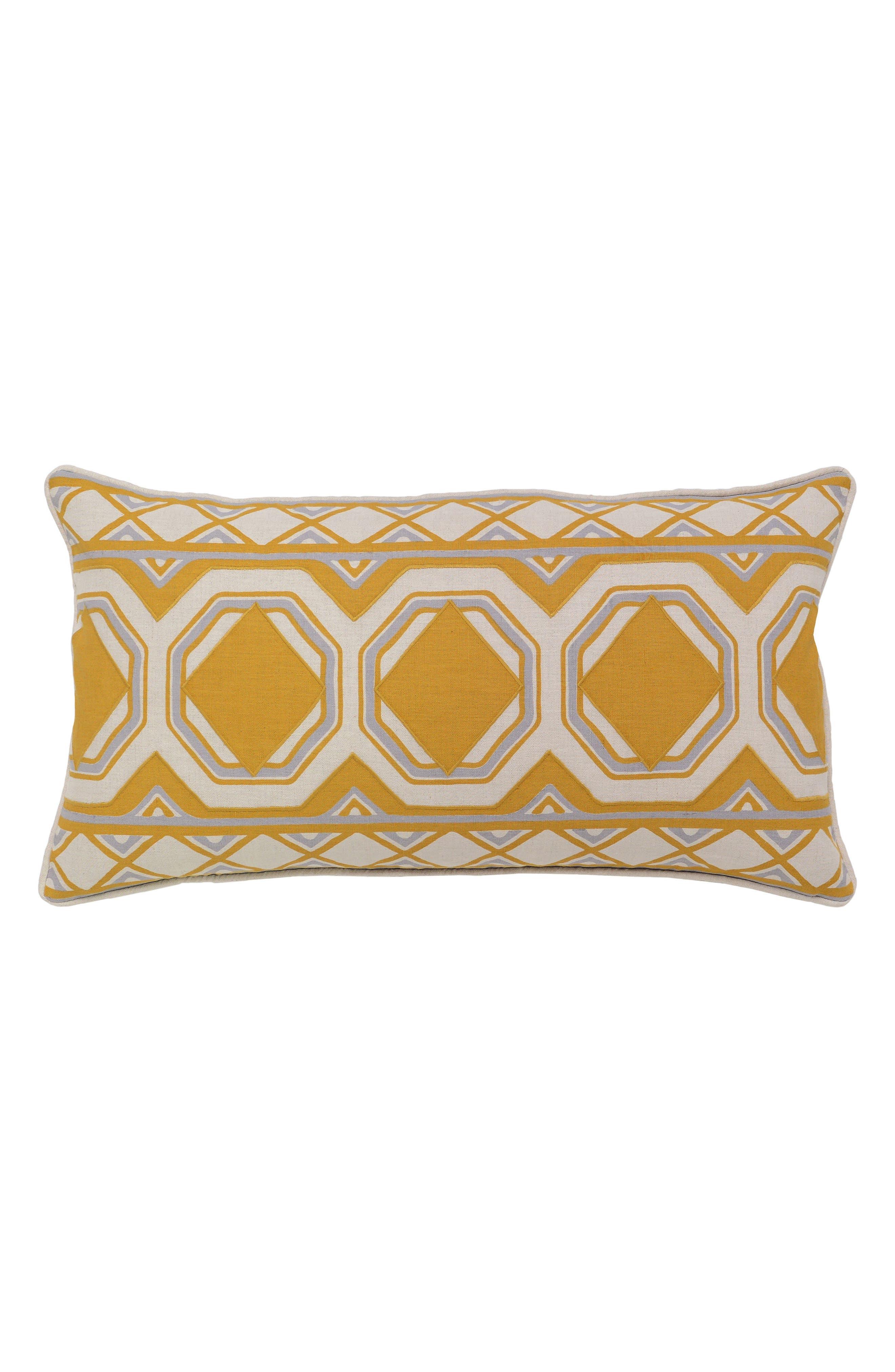 Villa Home Collection Cheval Accent Pillow