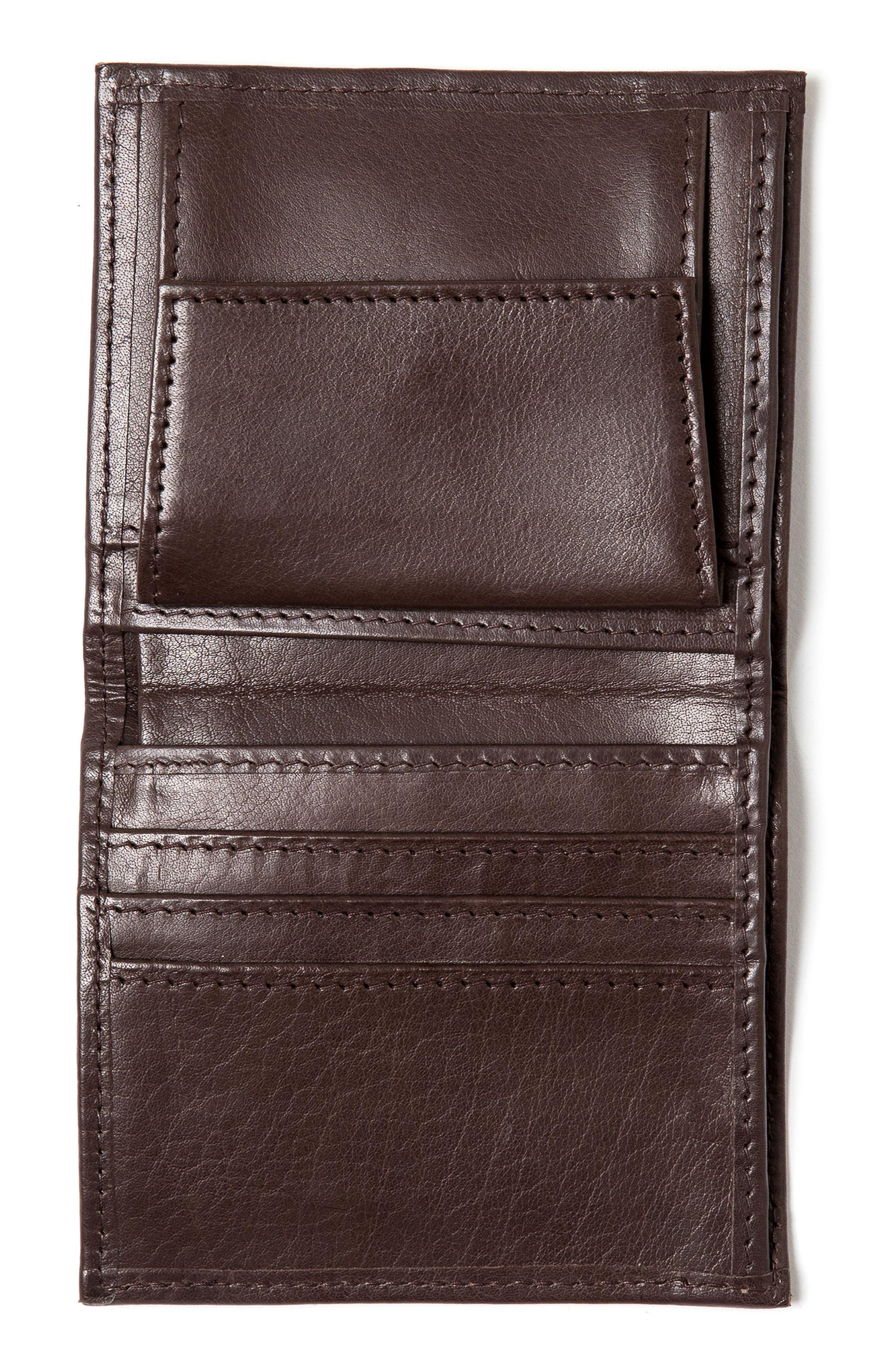 Alternate Image 2  - Rodd & Gunn Highbank Station Leather Wallet