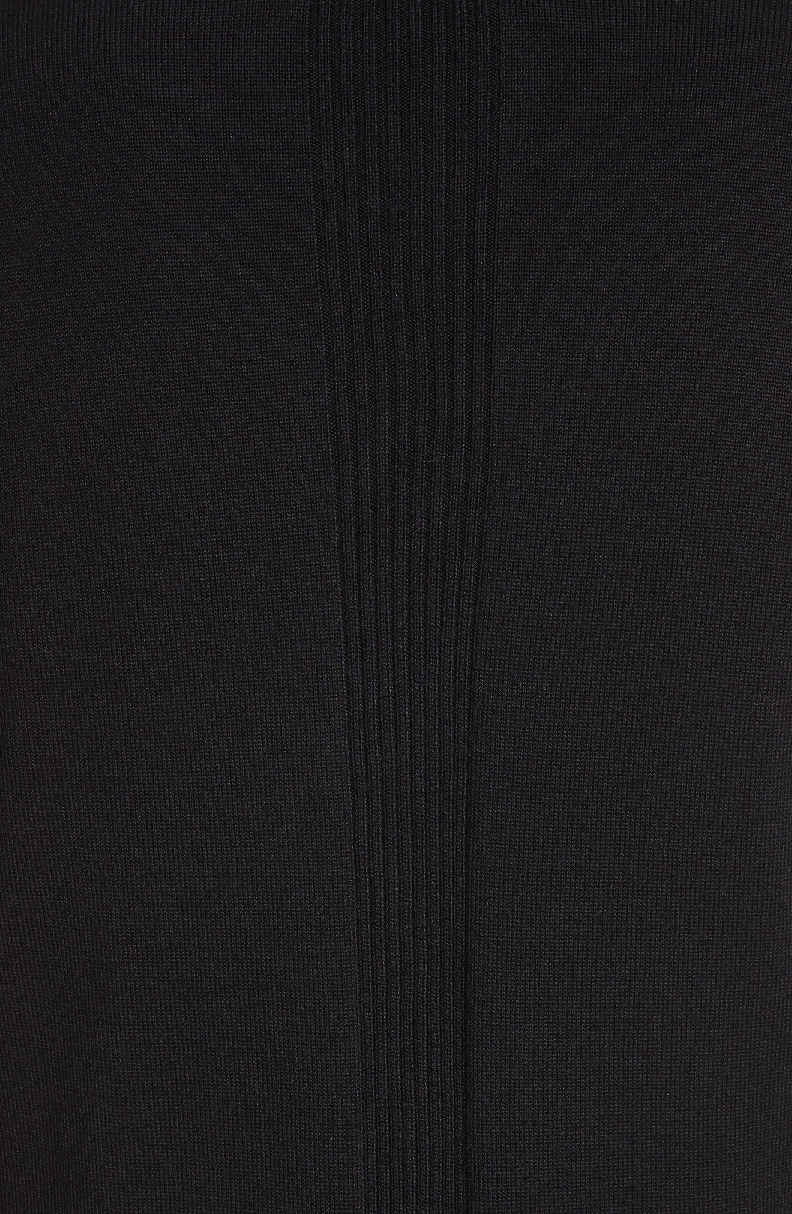 Alternate Image 5  - St. John Collection Polka Dot Cardigan