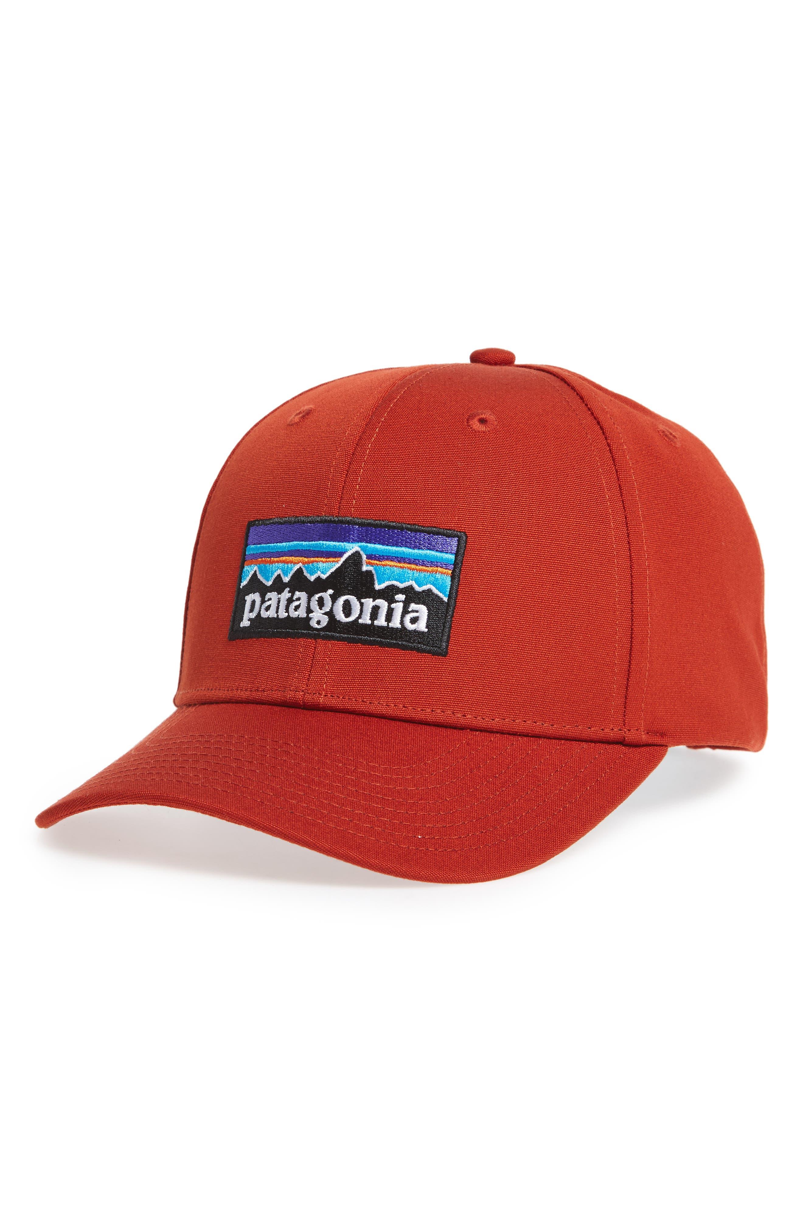 Main Image - Patagonia P-6 Roger That Baseball Cap