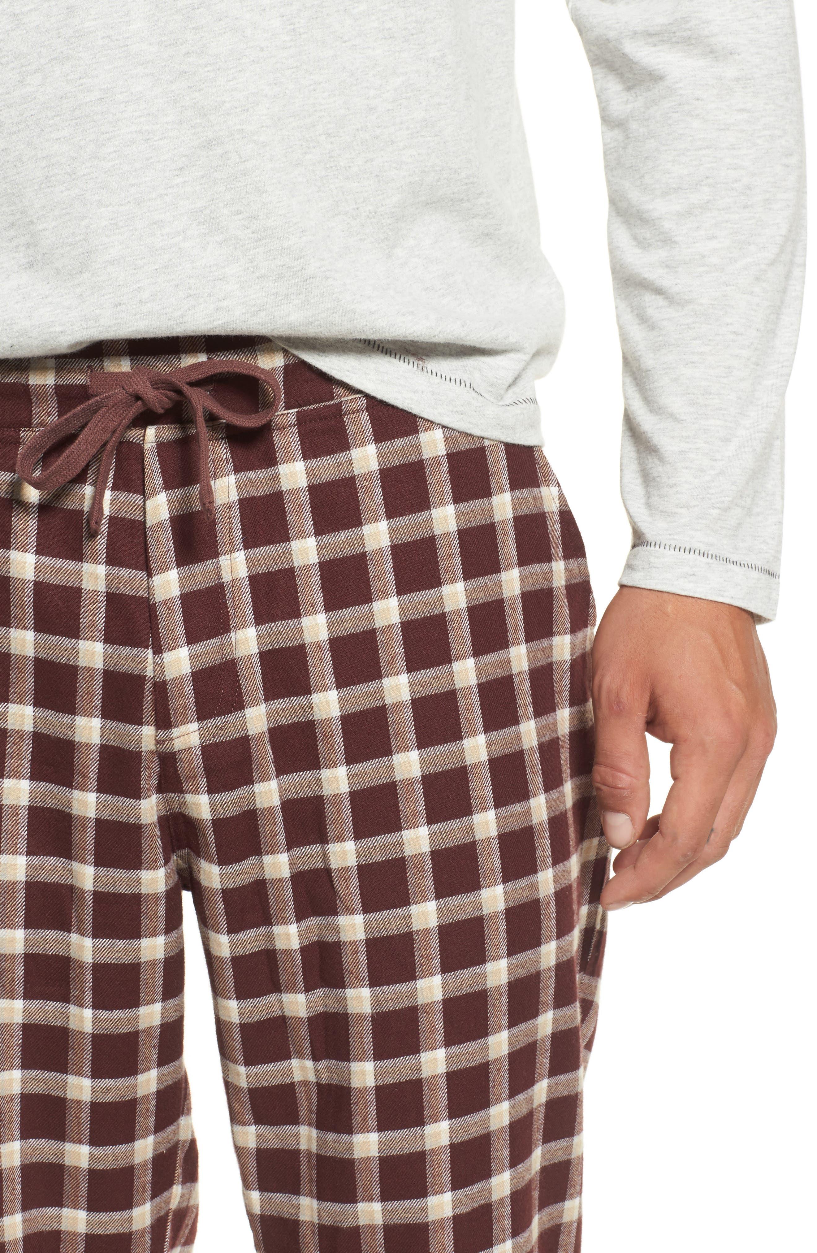 Alternate Image 4  - UGG® Steiner Pajama Set
