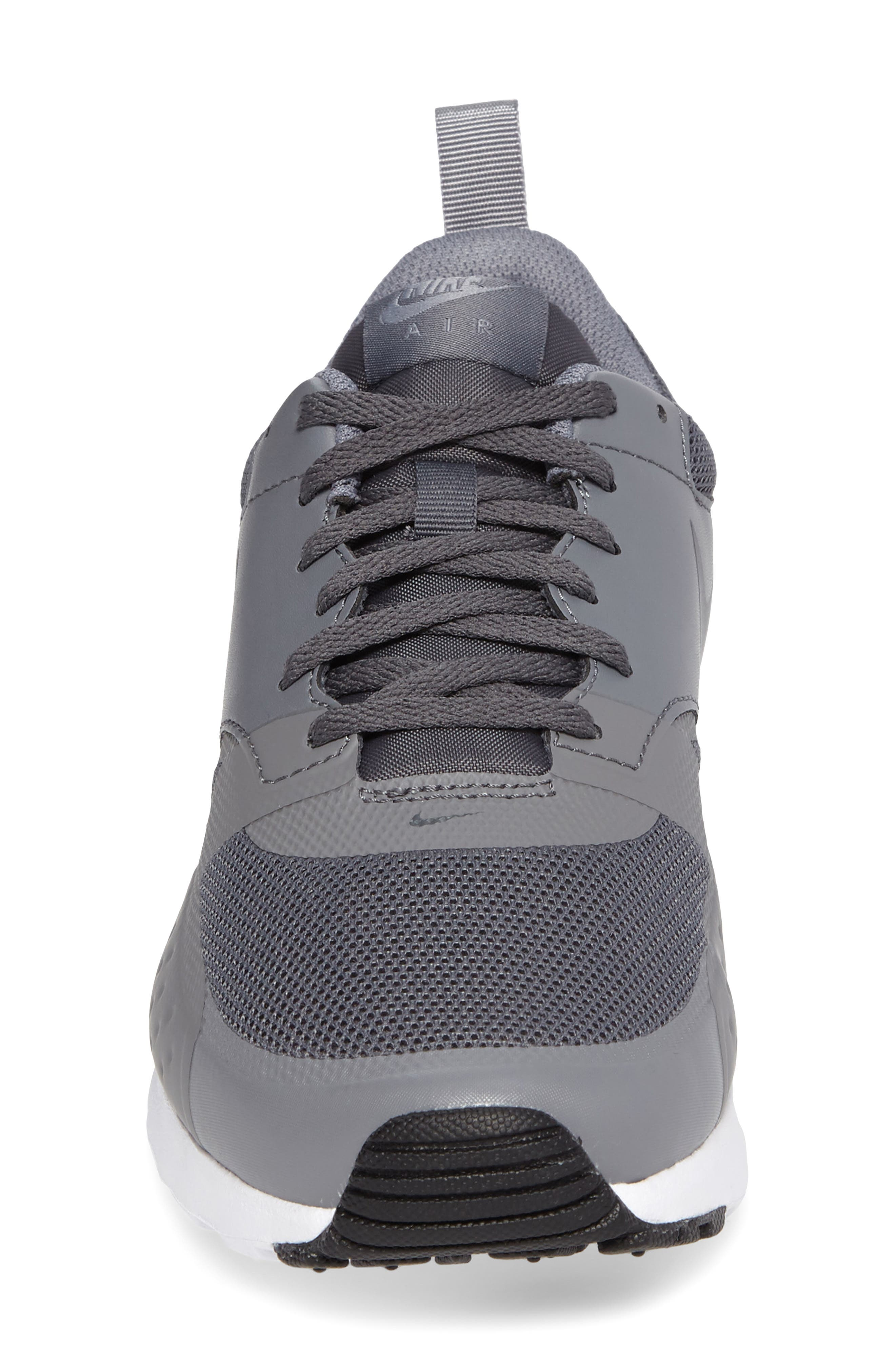 Air Max Vision Sneaker,                             Alternate thumbnail 4, color,                             Cool Grey/ Dark Grey/ White