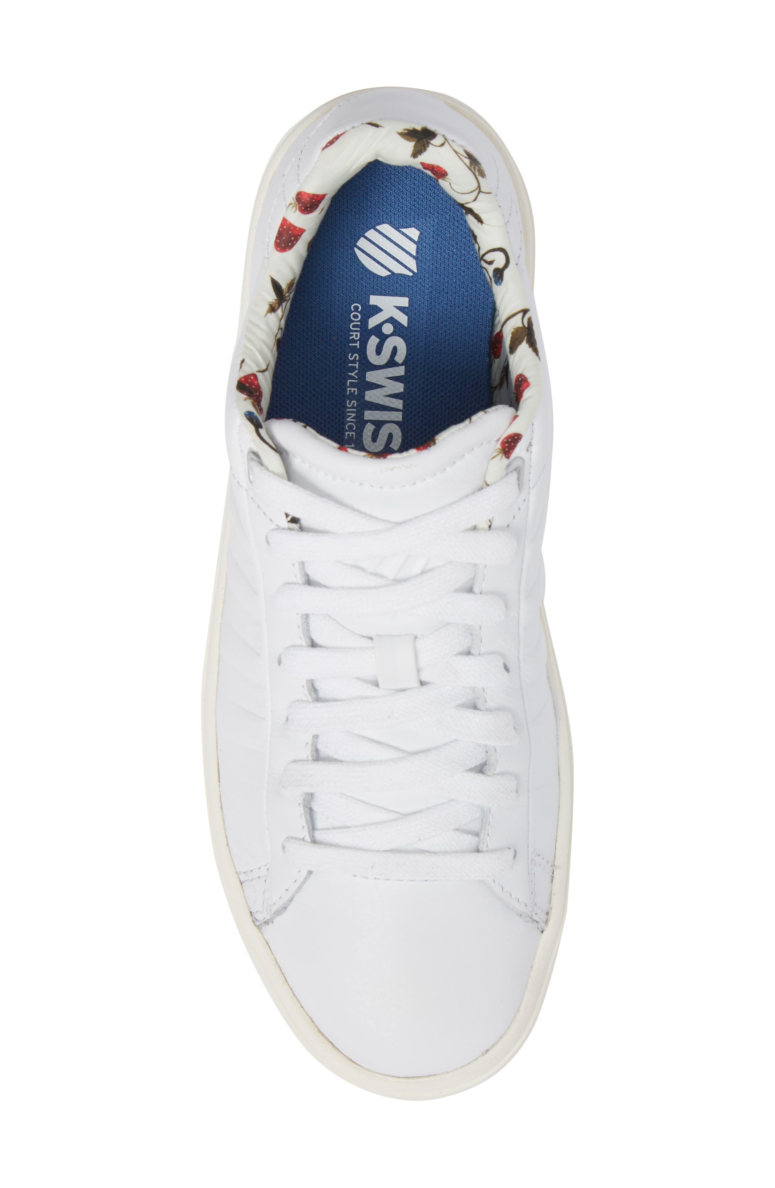 Alternate Image 5  - K-Swiss Frasco Liberty Court Sneaker (Women)