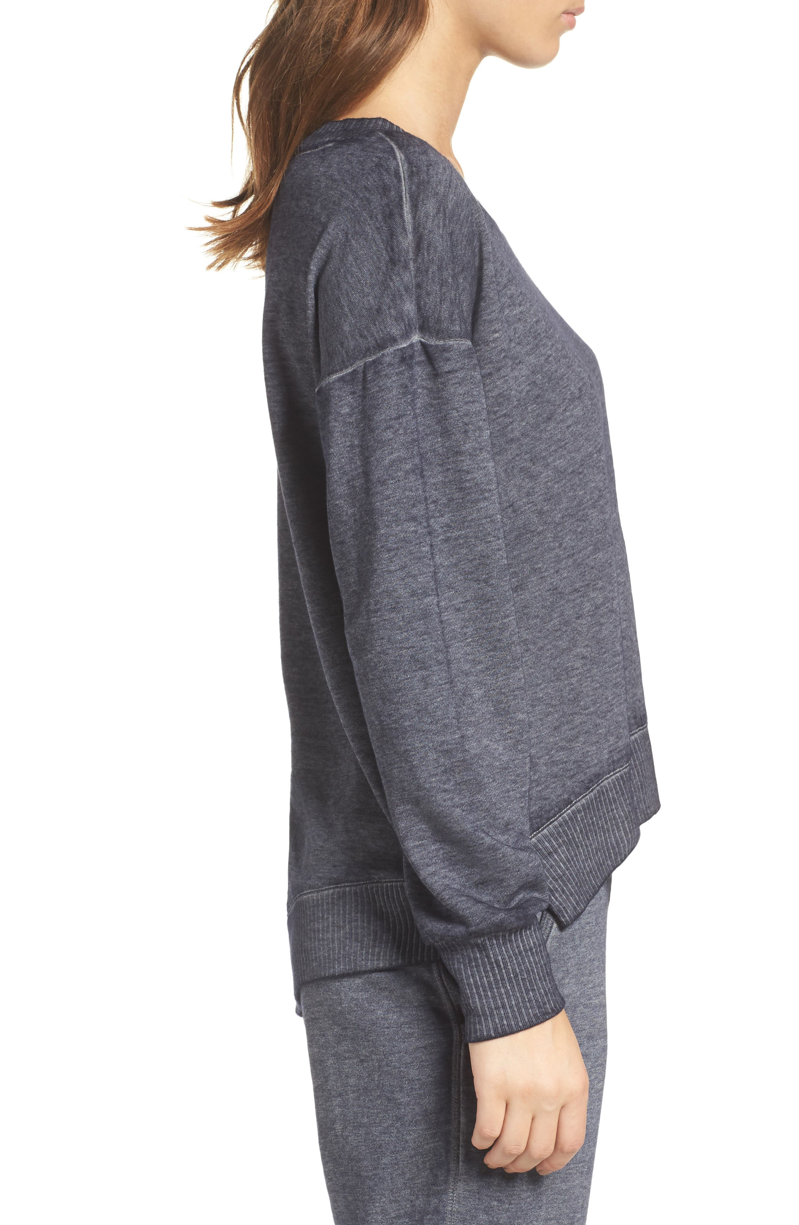 Alternate Image 3  - Josie Sunset Blvd Pullover Sweatshirt