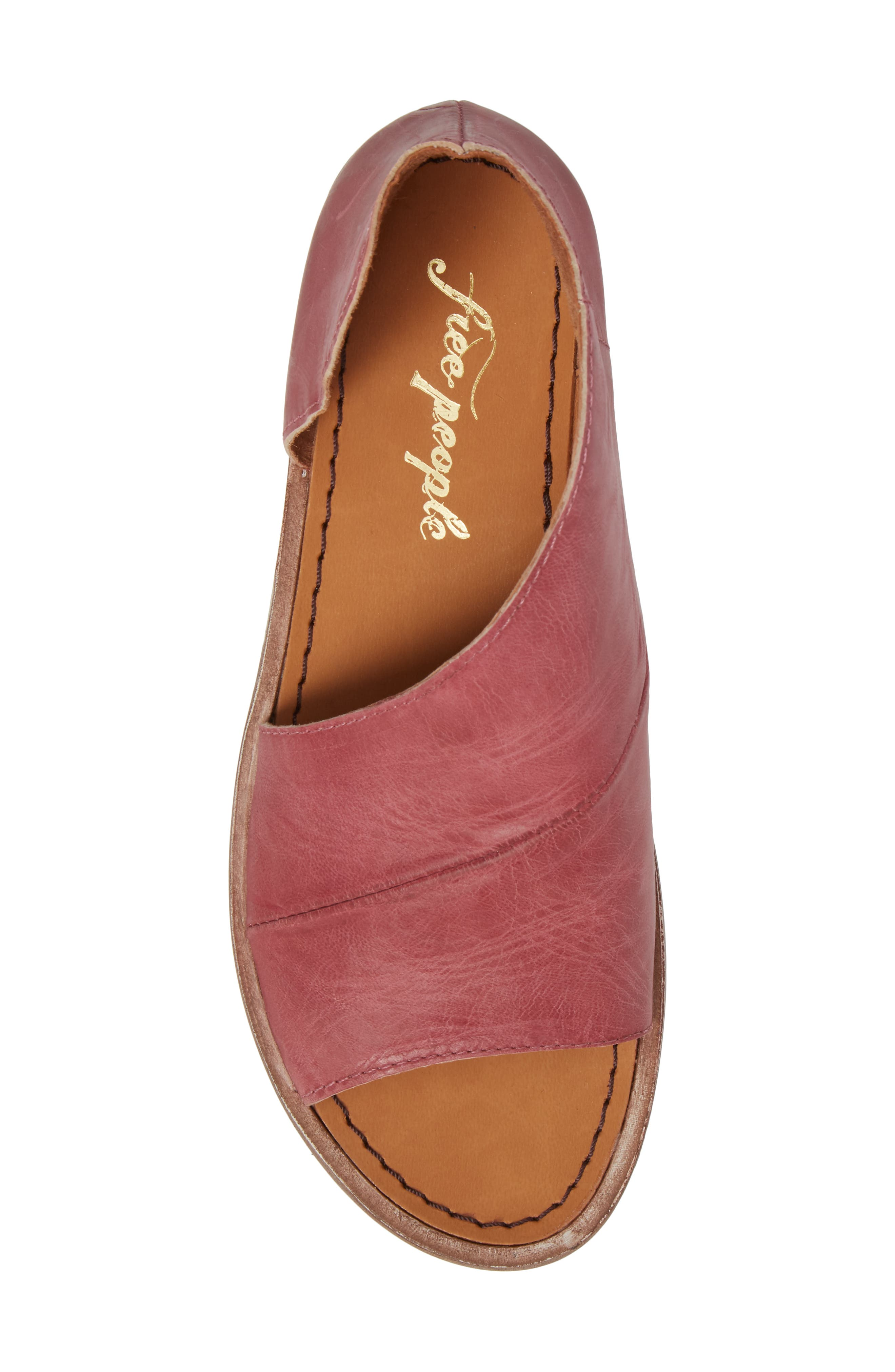 Alternate Image 5  - Free People 'Mont Blanc' Asymmetrical Sandal (Women)