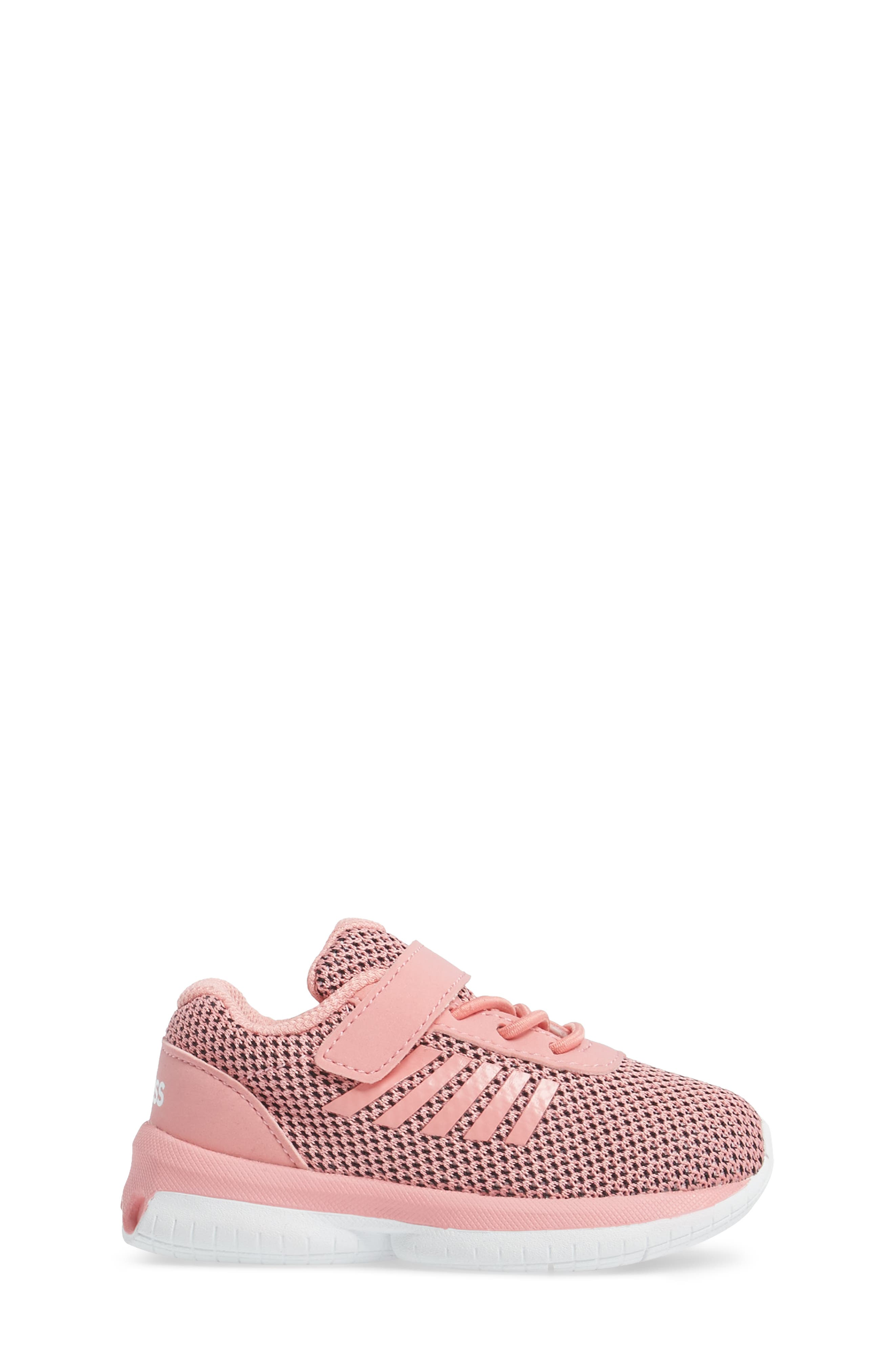 Tubes Infinity Sneaker,                             Alternate thumbnail 3, color,                             Flamingo Pink/ White