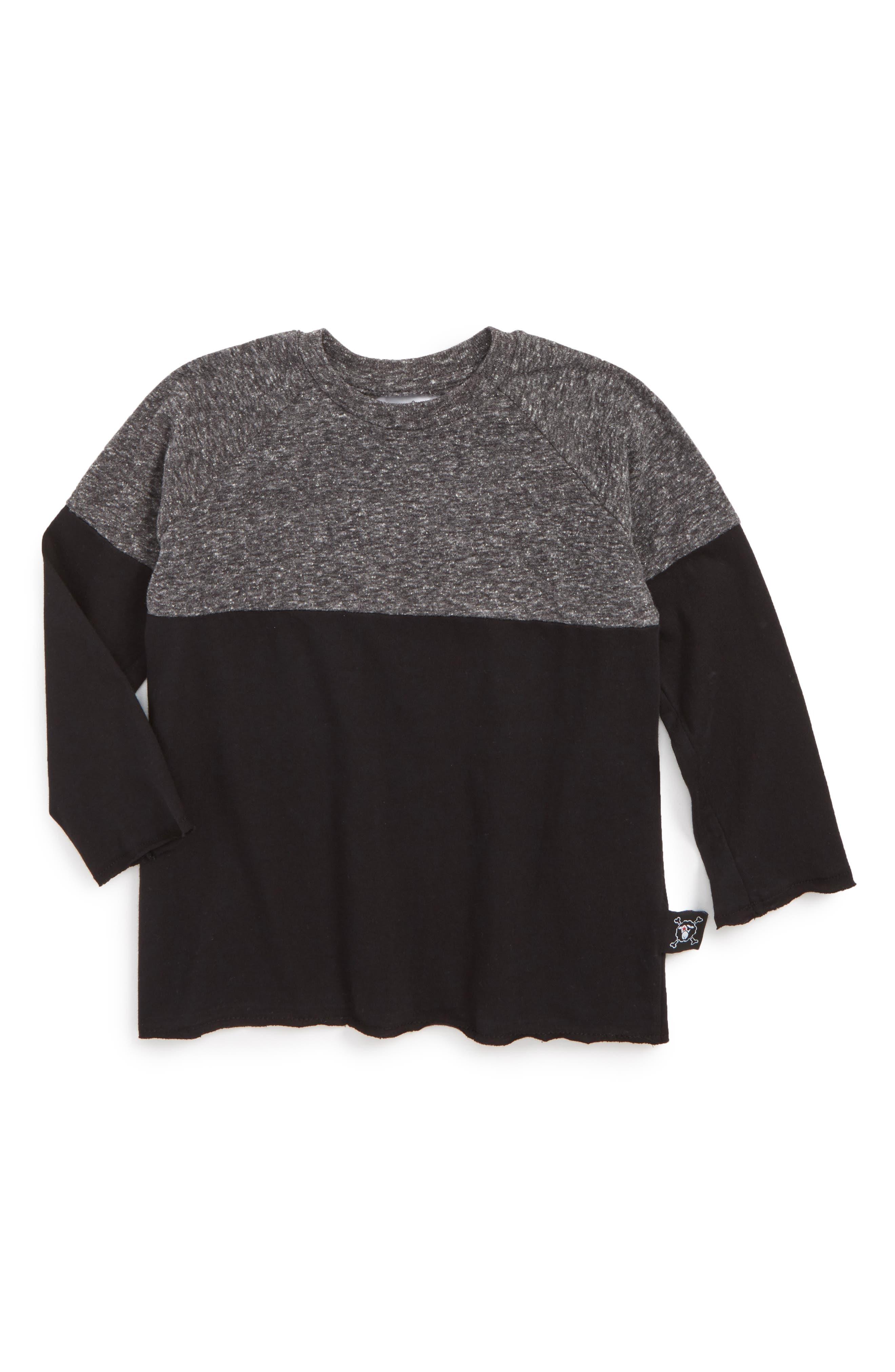 NUNUNU Color Block Shirt (Baby)