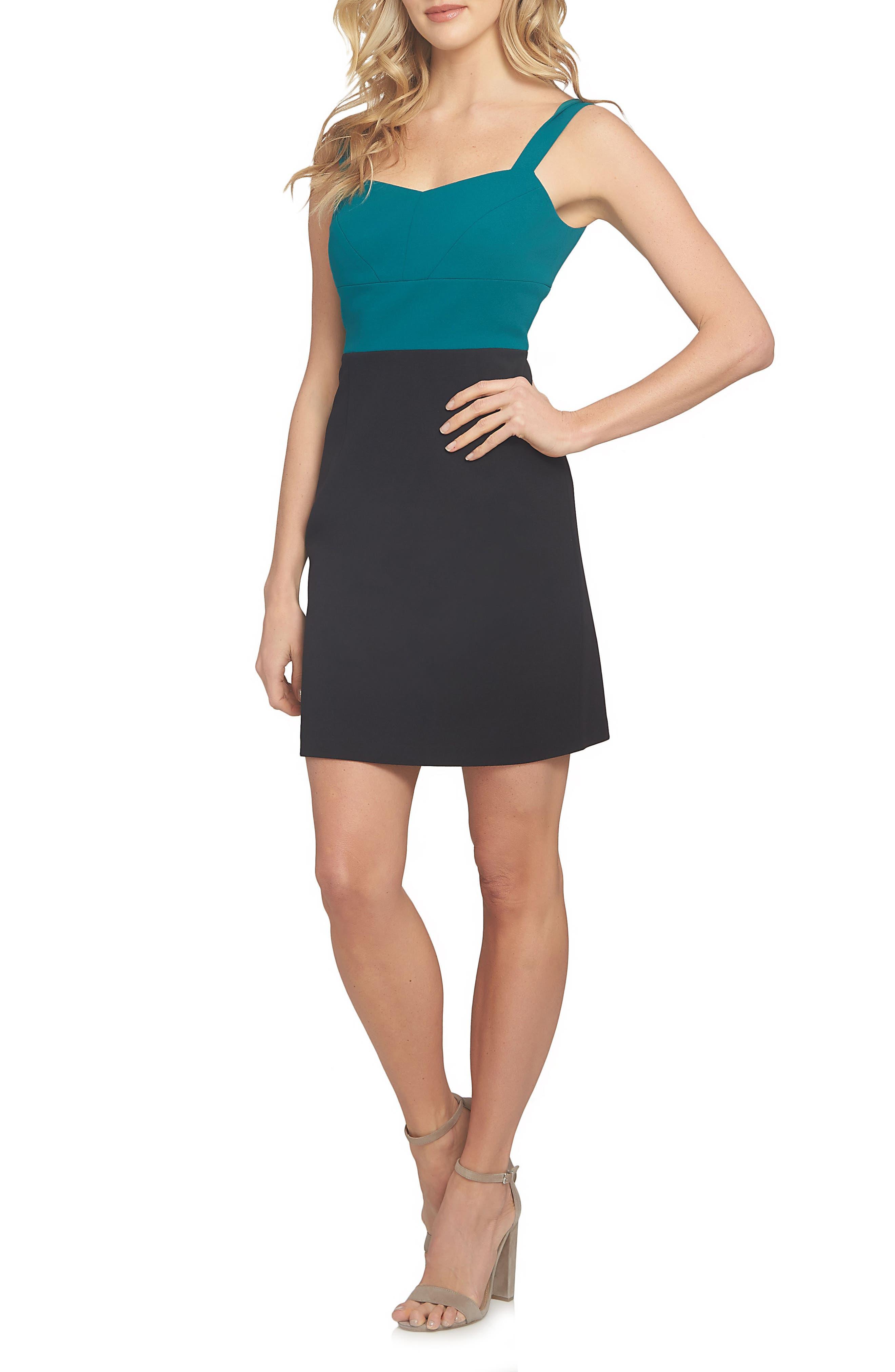 Alexa Sheath Dress,                         Main,                         color, Forest Shade