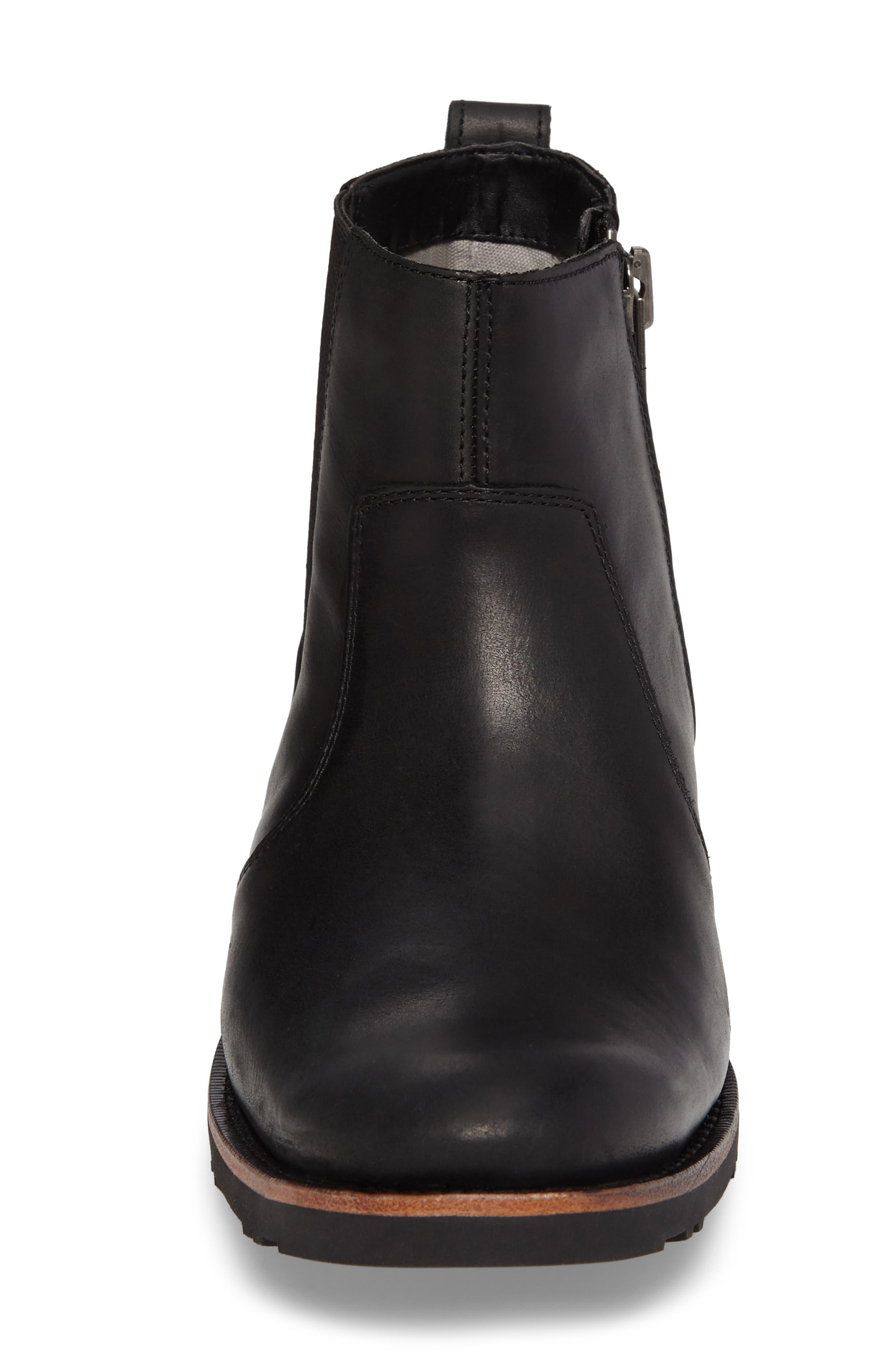 Alternate Image 4  - Timberland Kendrick Zip Boot (Men)