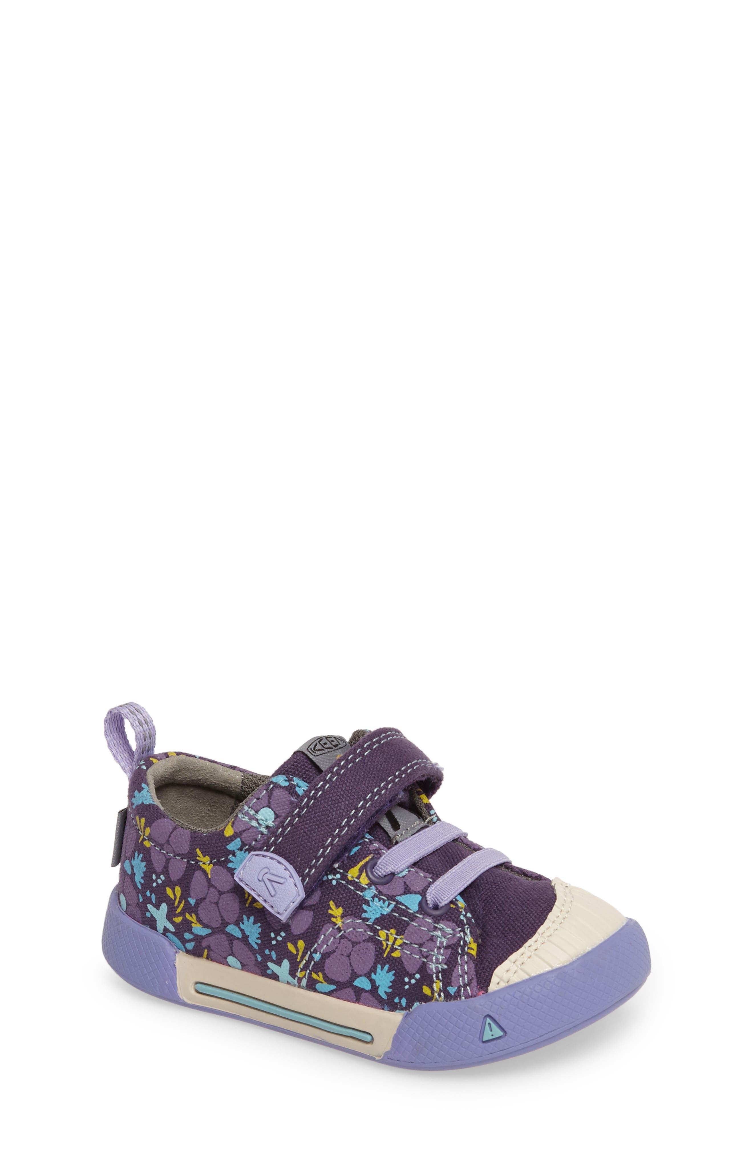 Alternate Image 1 Selected - Keen Encanto Finley Sneaker (Baby, Walker, Toddler, Little Kid & Big Kid)