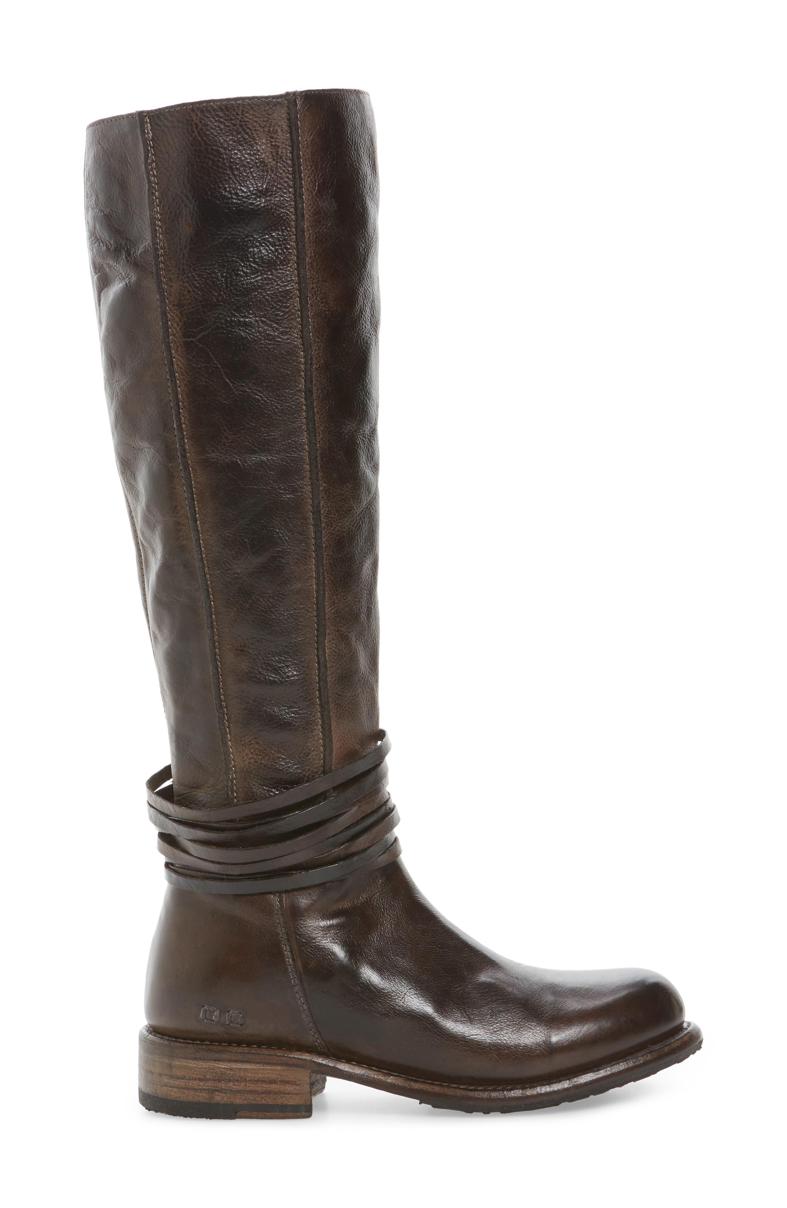 Alternate Image 3  - Bed Stu Weymouth Knee High Boot (Women)