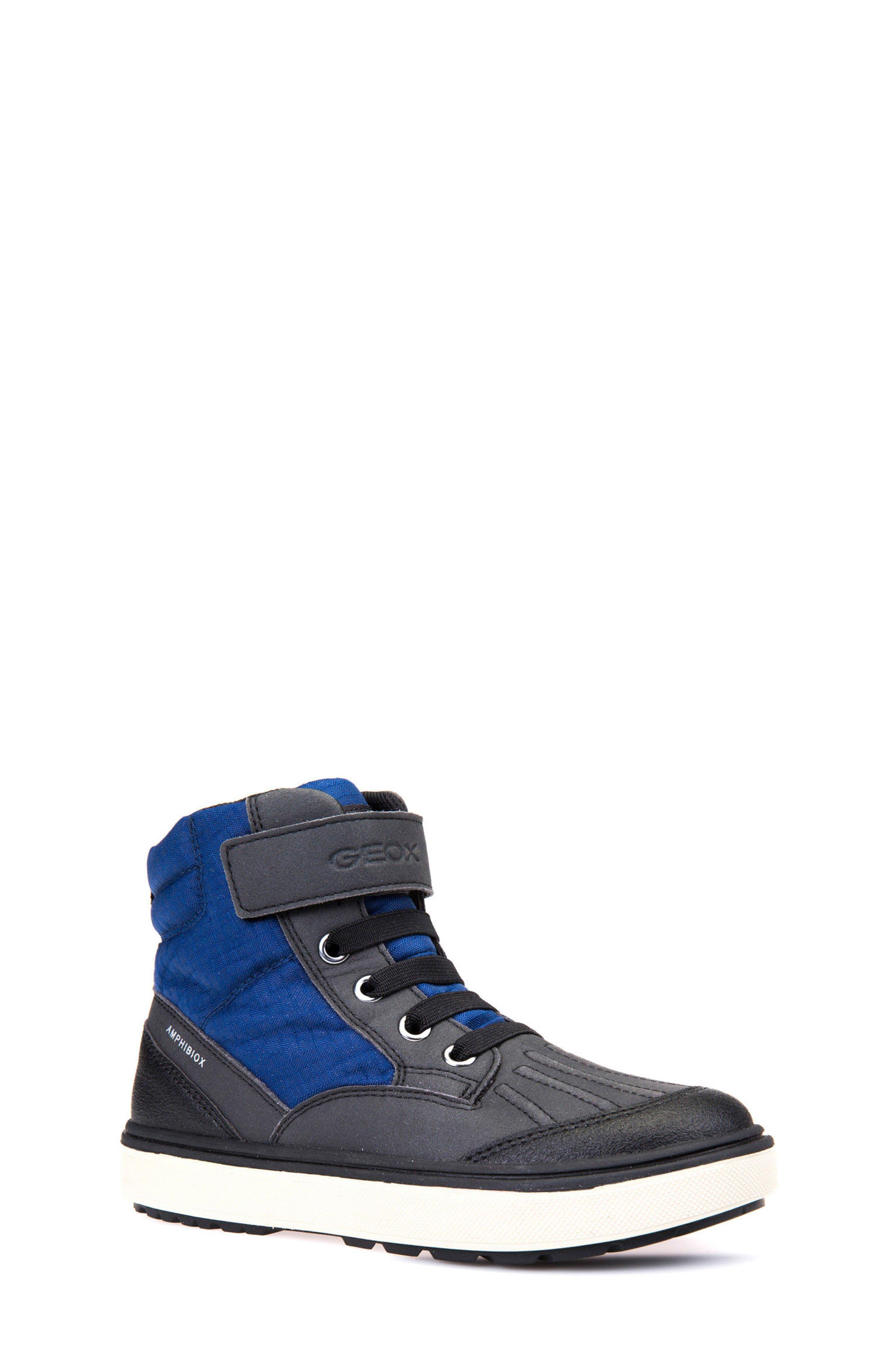 Alternate Image 1 Selected - Geox 'Mattias - ABX' Amphibiox® Waterproof Sneaker (Toddler, Little Kid & Big Kid)