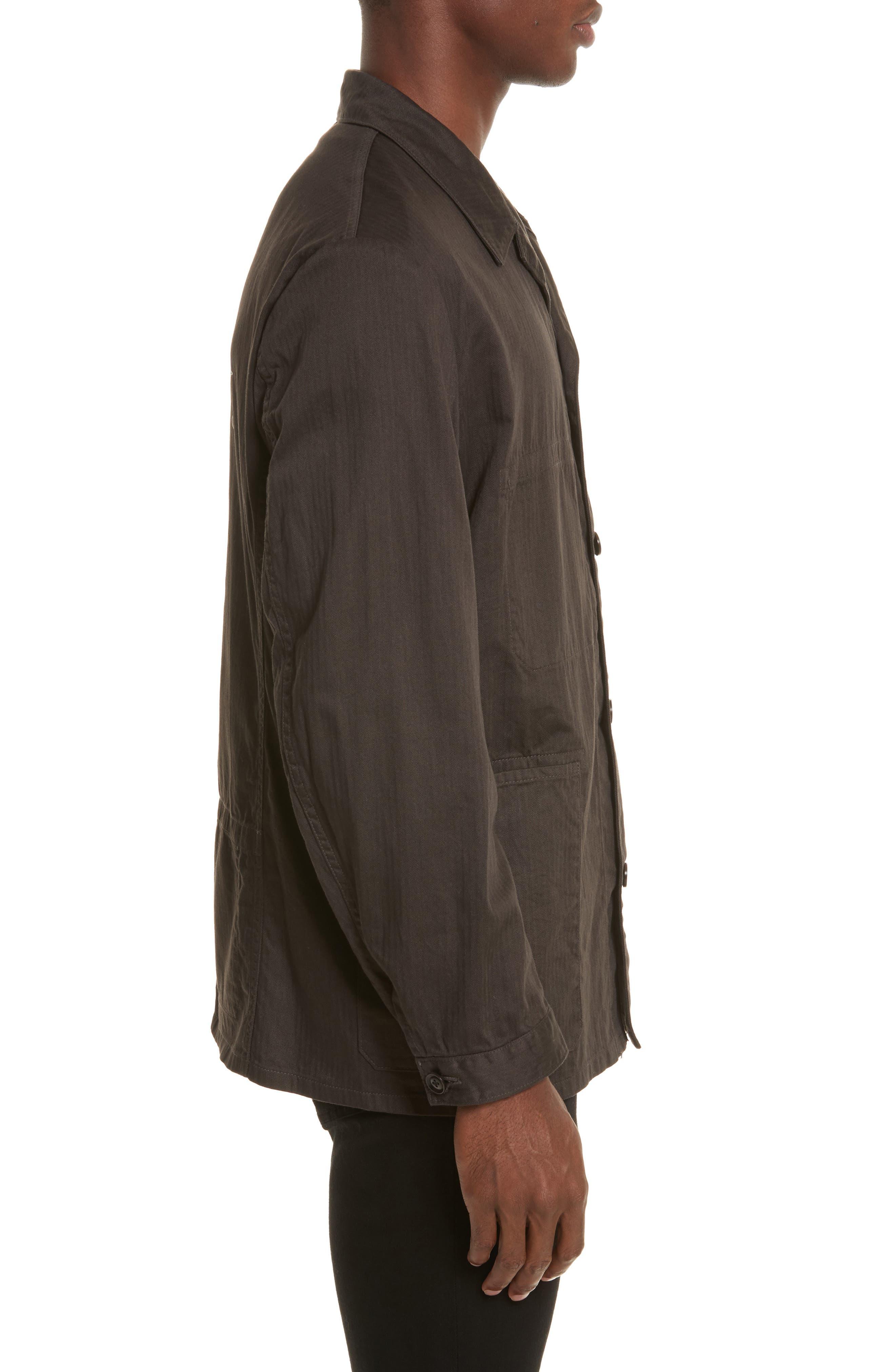 Alternate Image 3  - Yohji Yamamoto Chore Jacket