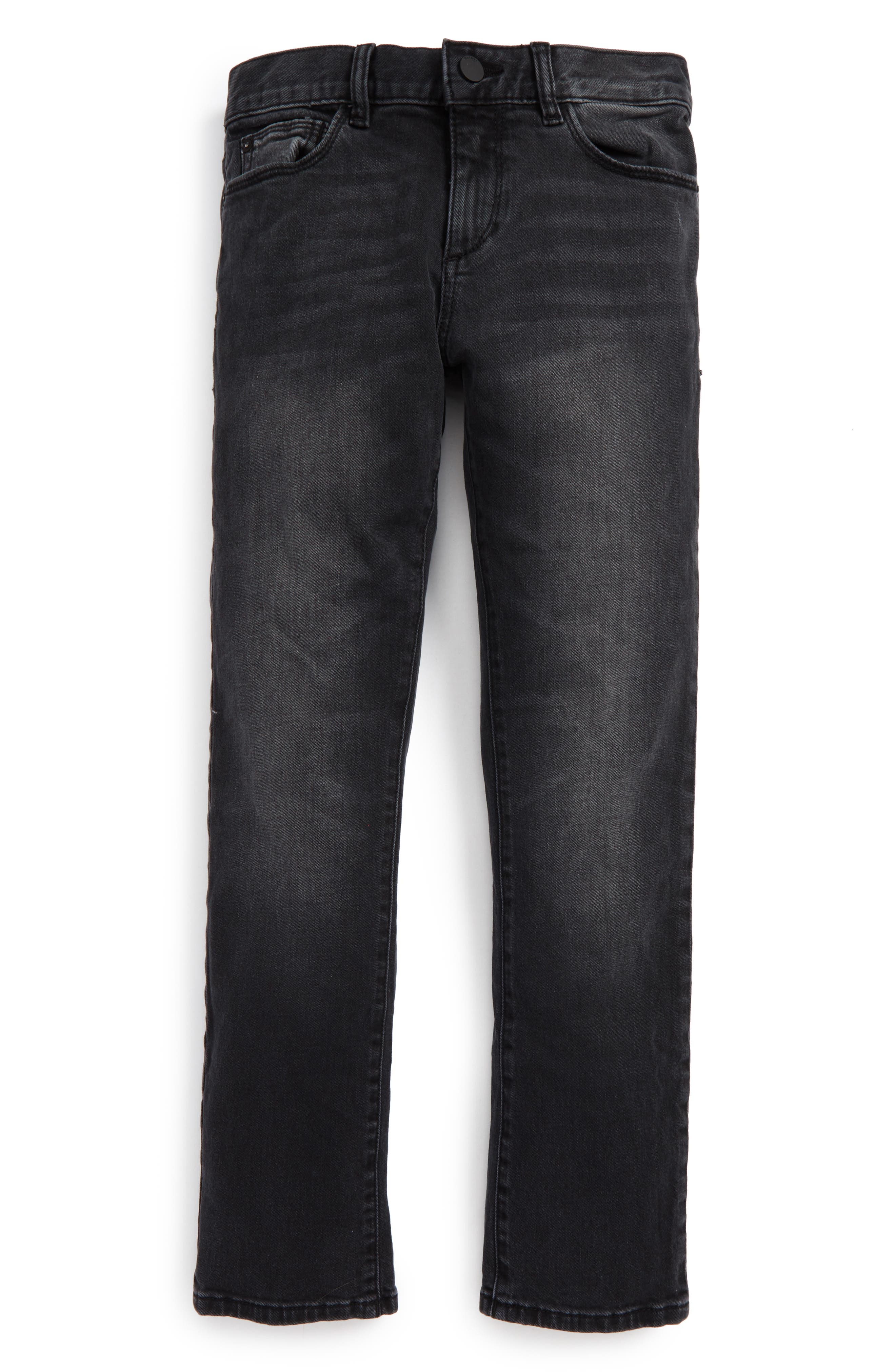 DL 1961 Hawke Skinny Jeans (Big Boys)