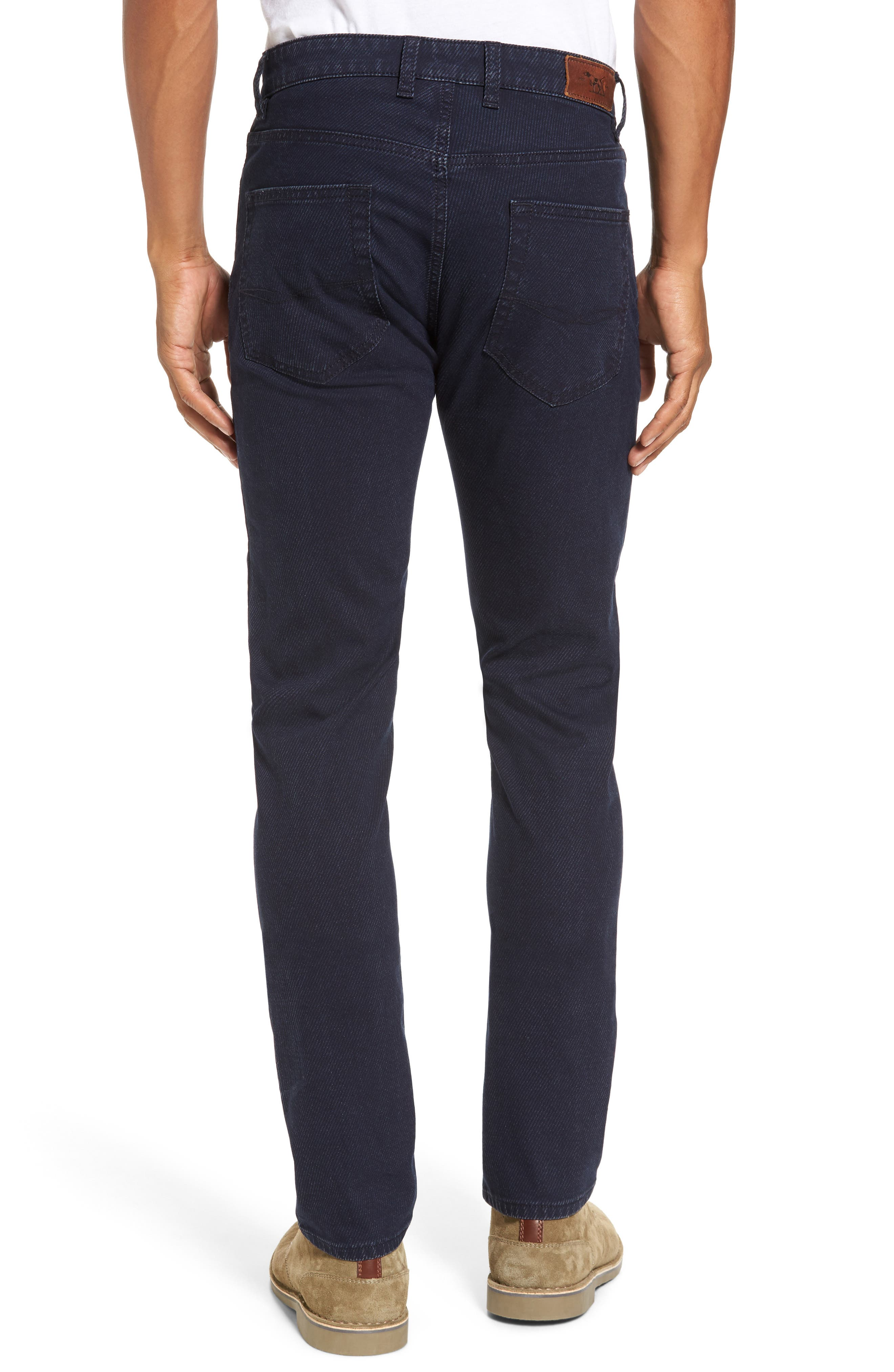 Alternate Image 2  - Rodd & Gunn Palmwood Slim Fit Jeans