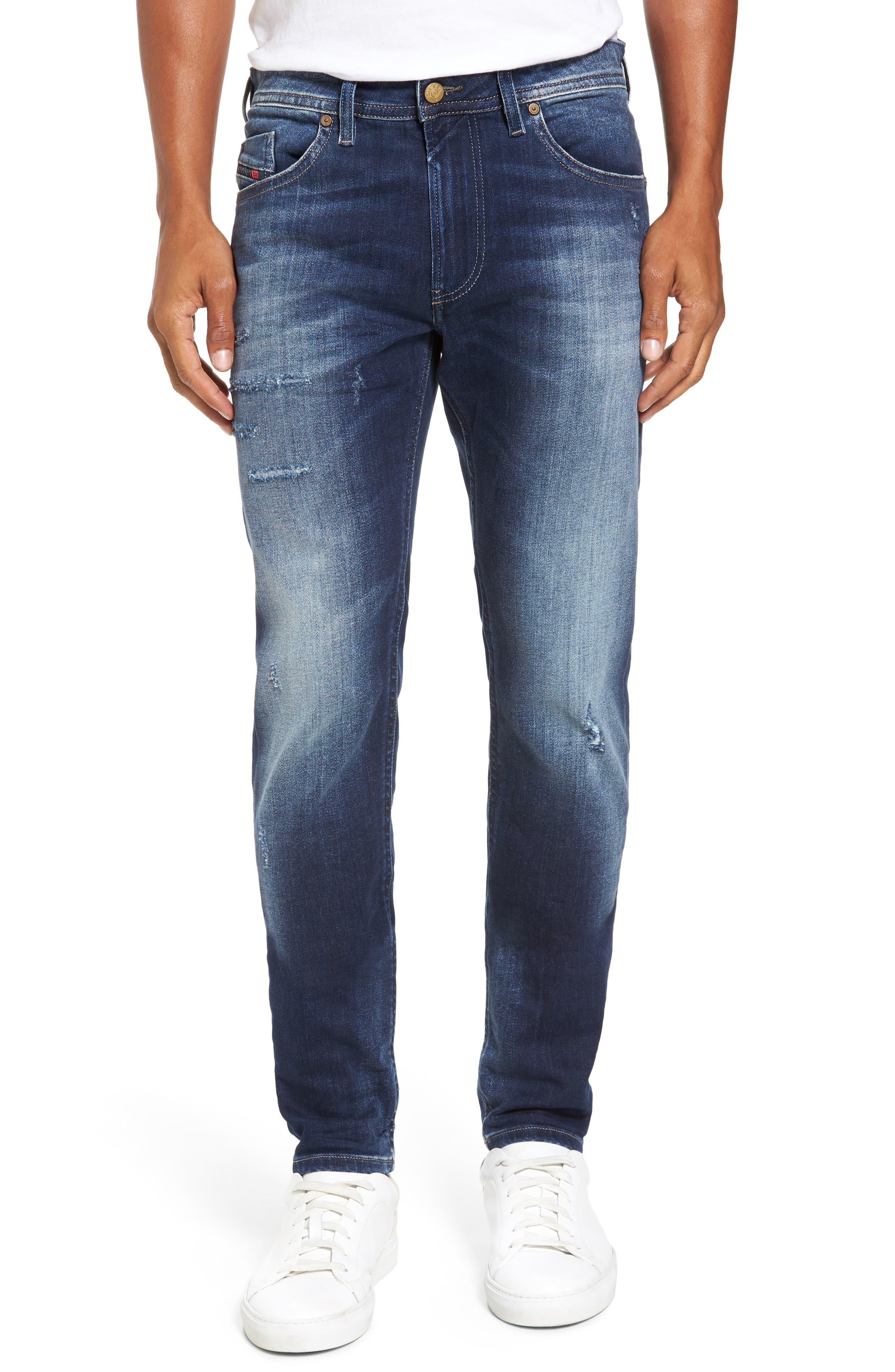 Main Image - DIESEL® Thommer Slim Fit Jeans
