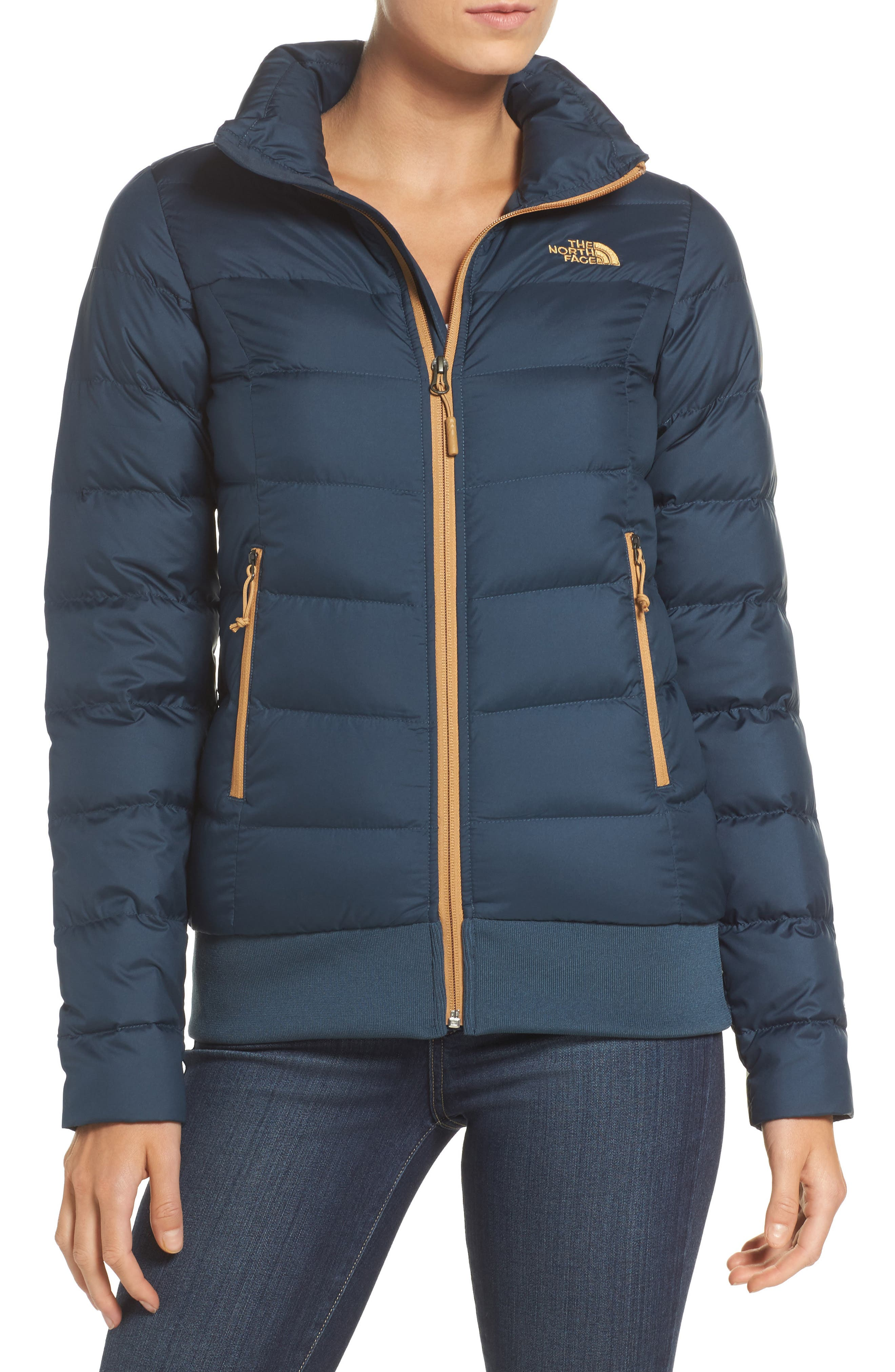 Alternate Image 1 Selected - The North Face Alcott Down Jacket