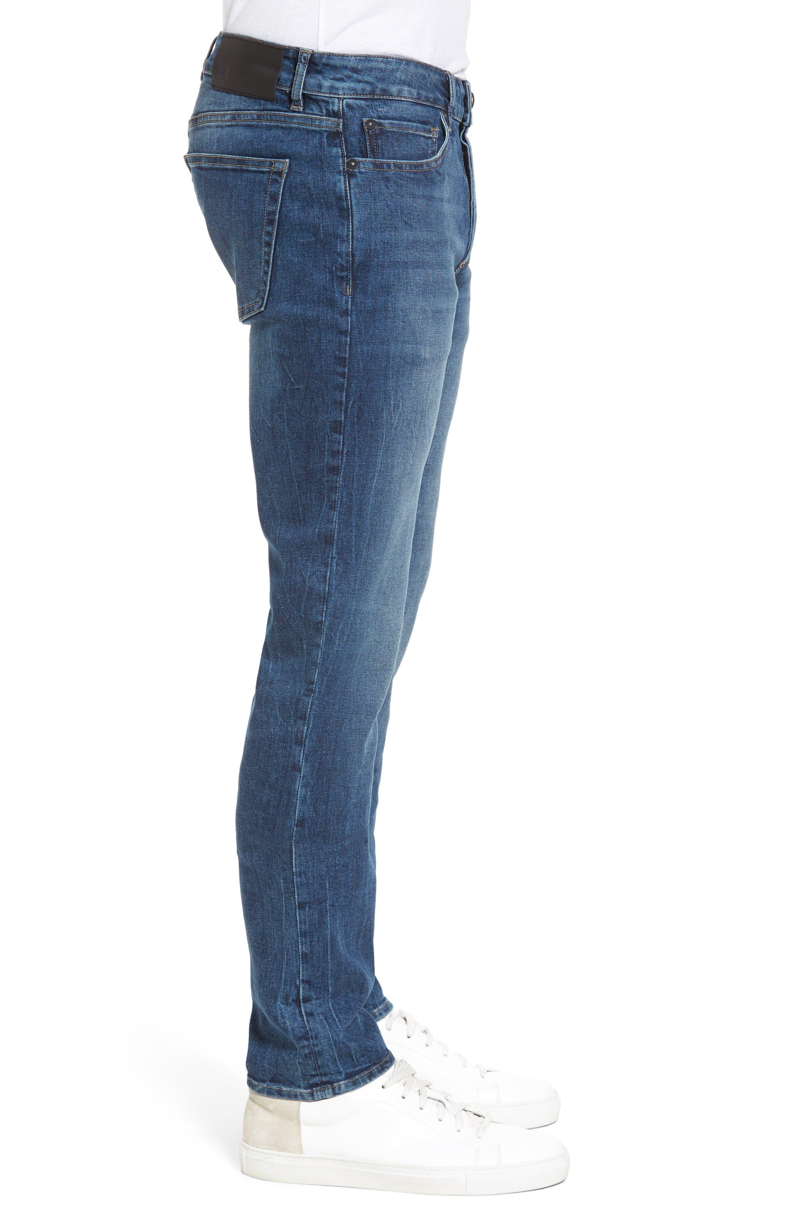 Alternate Image 3  - DL1961 Nick Slim Fit Jeans (Civil)
