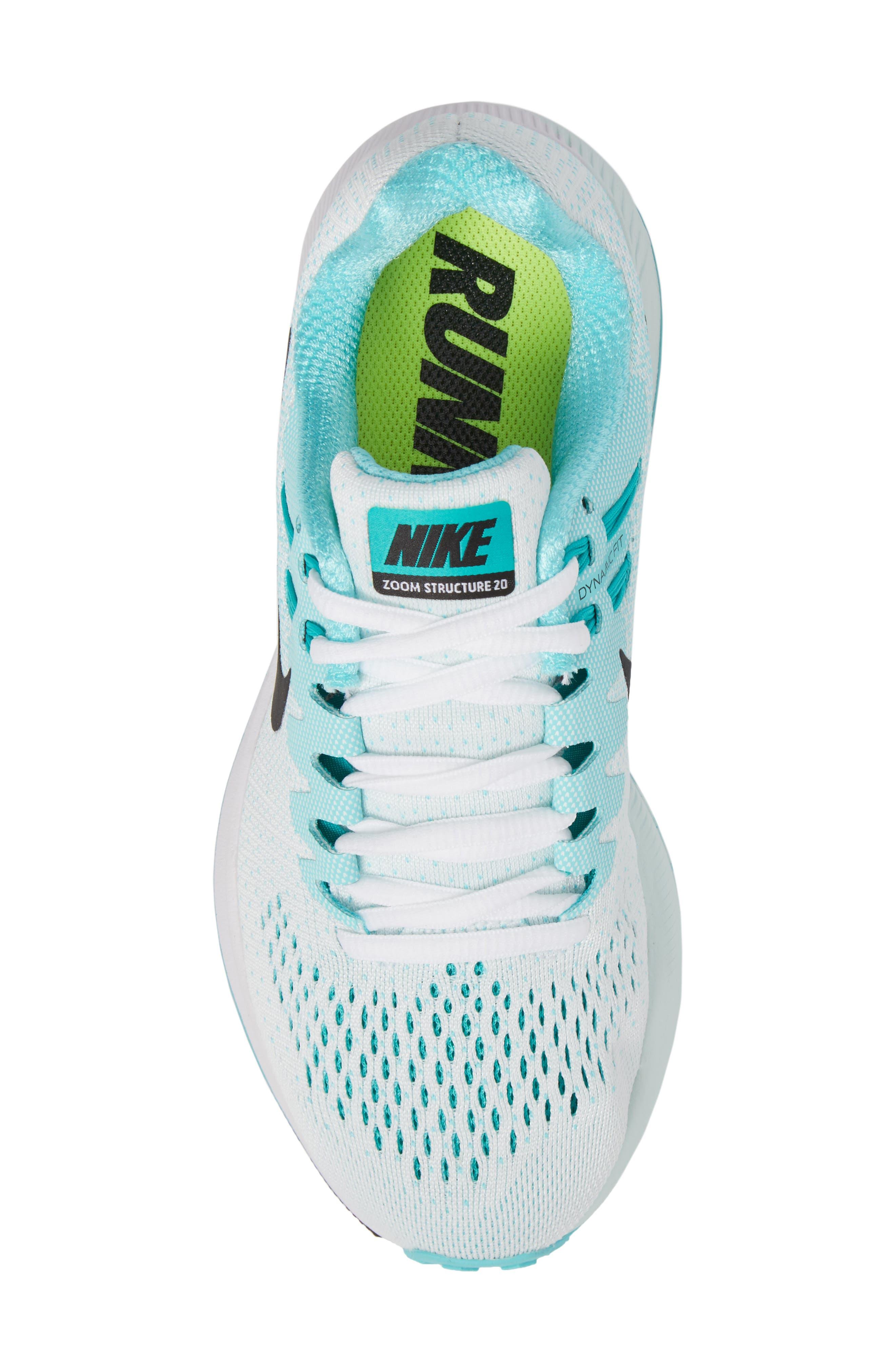 Alternate Image 5  - Nike Air Zoom Structure 20 Running Shoe (Women)