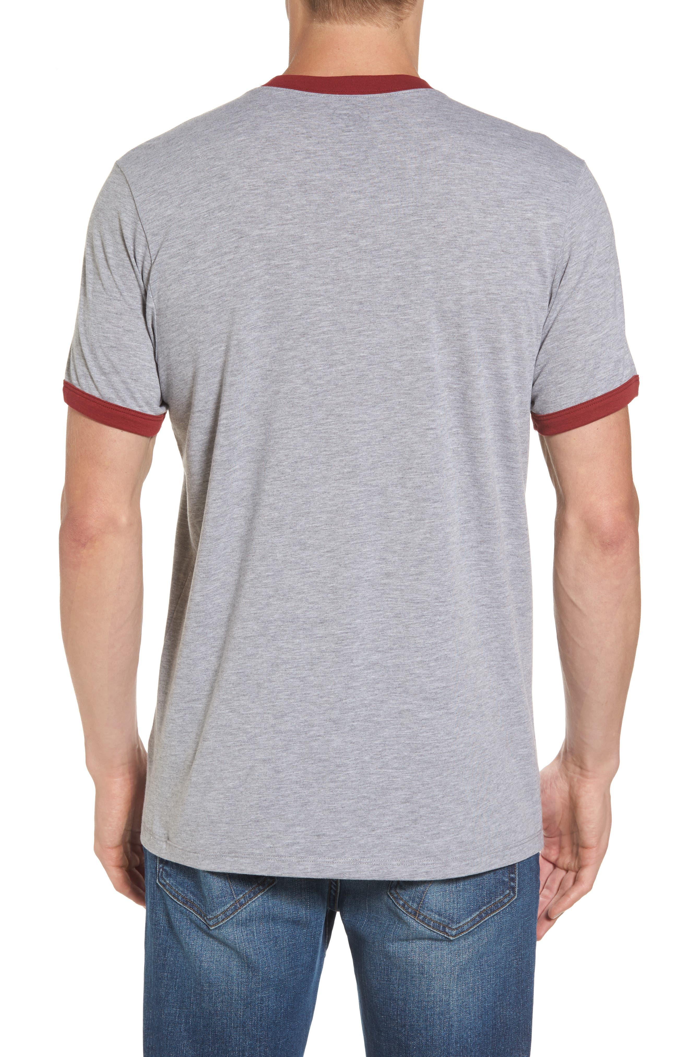 Alternate Image 2  - '47 Washington State University Cougars Ringer T-Shirt