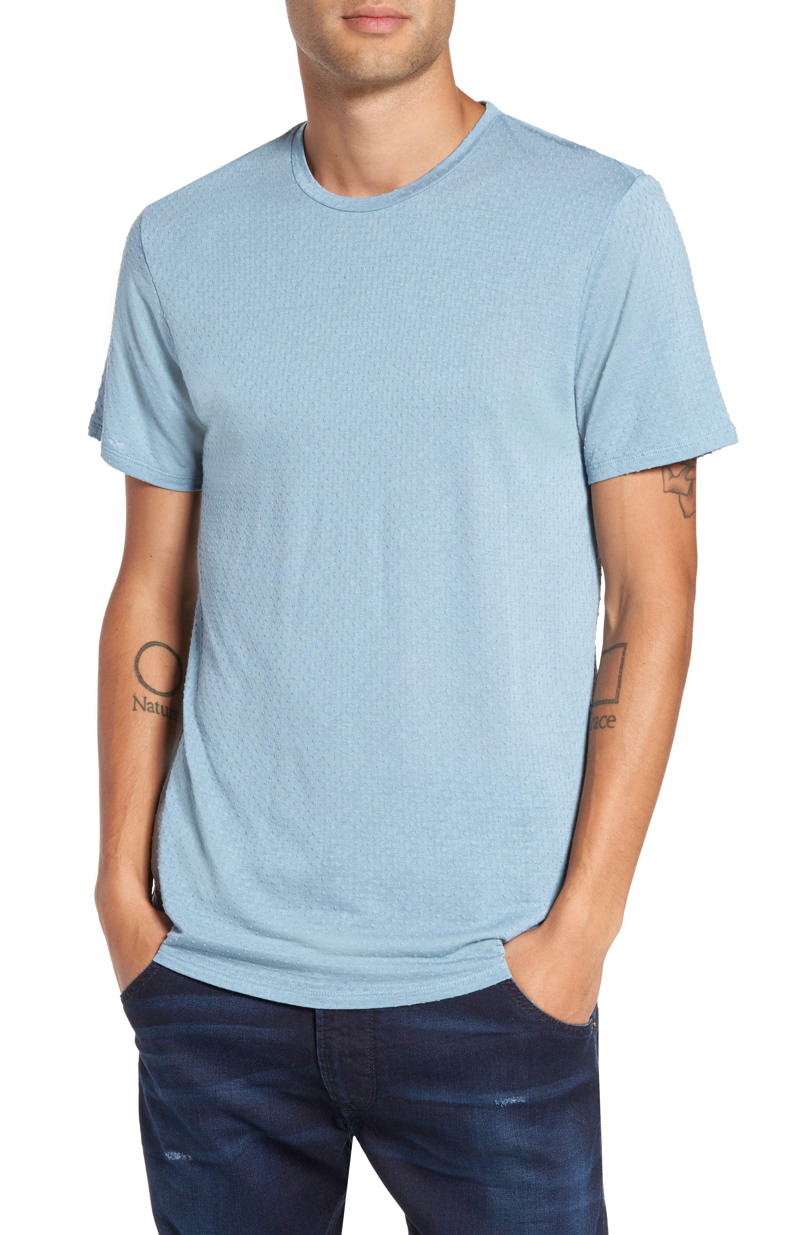The Rail Dobby Dot T-Shirt (2 for $30)