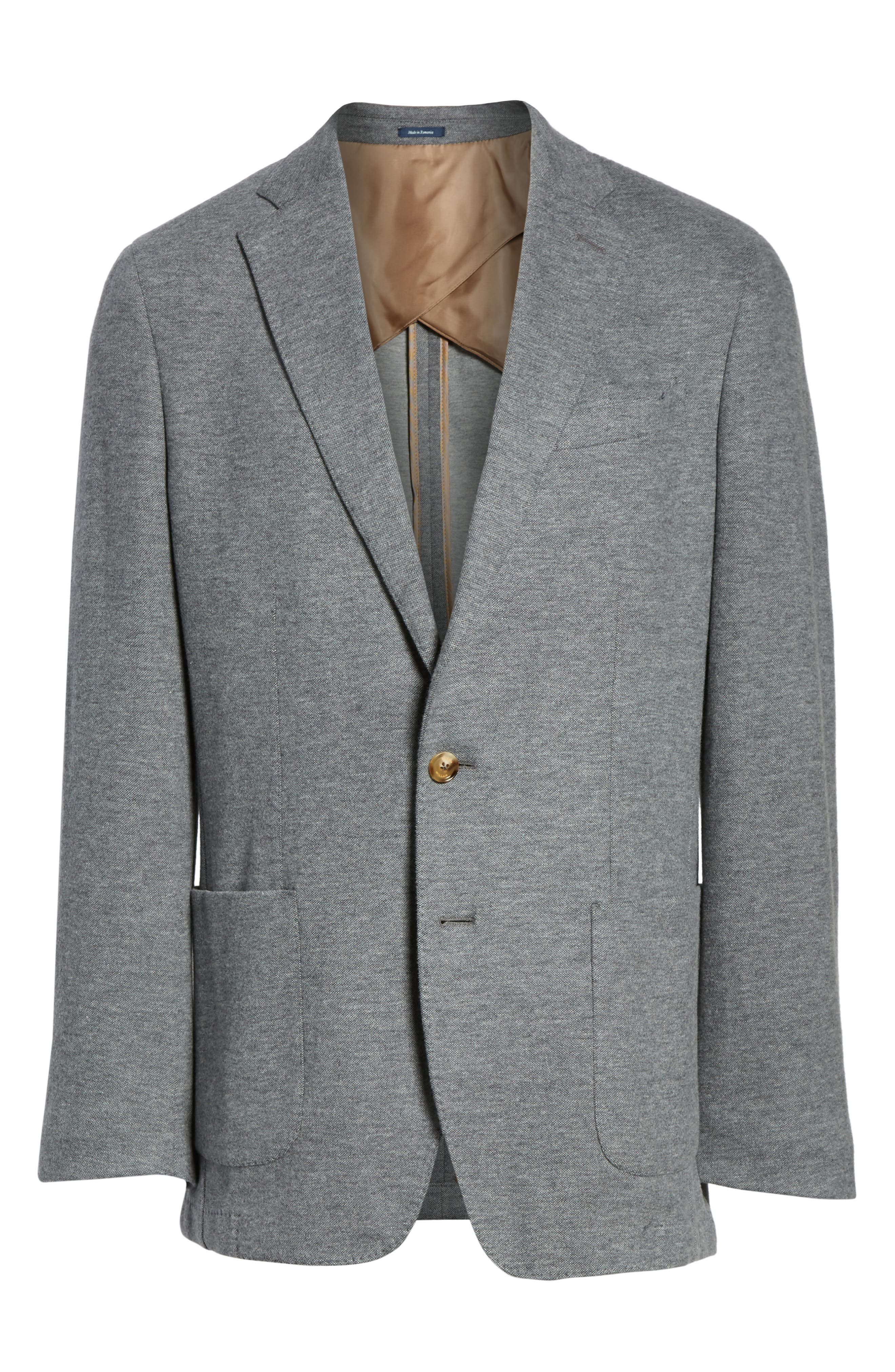 Alternate Image 6  - Peter Millar Sierran Jersey Knit Jacket