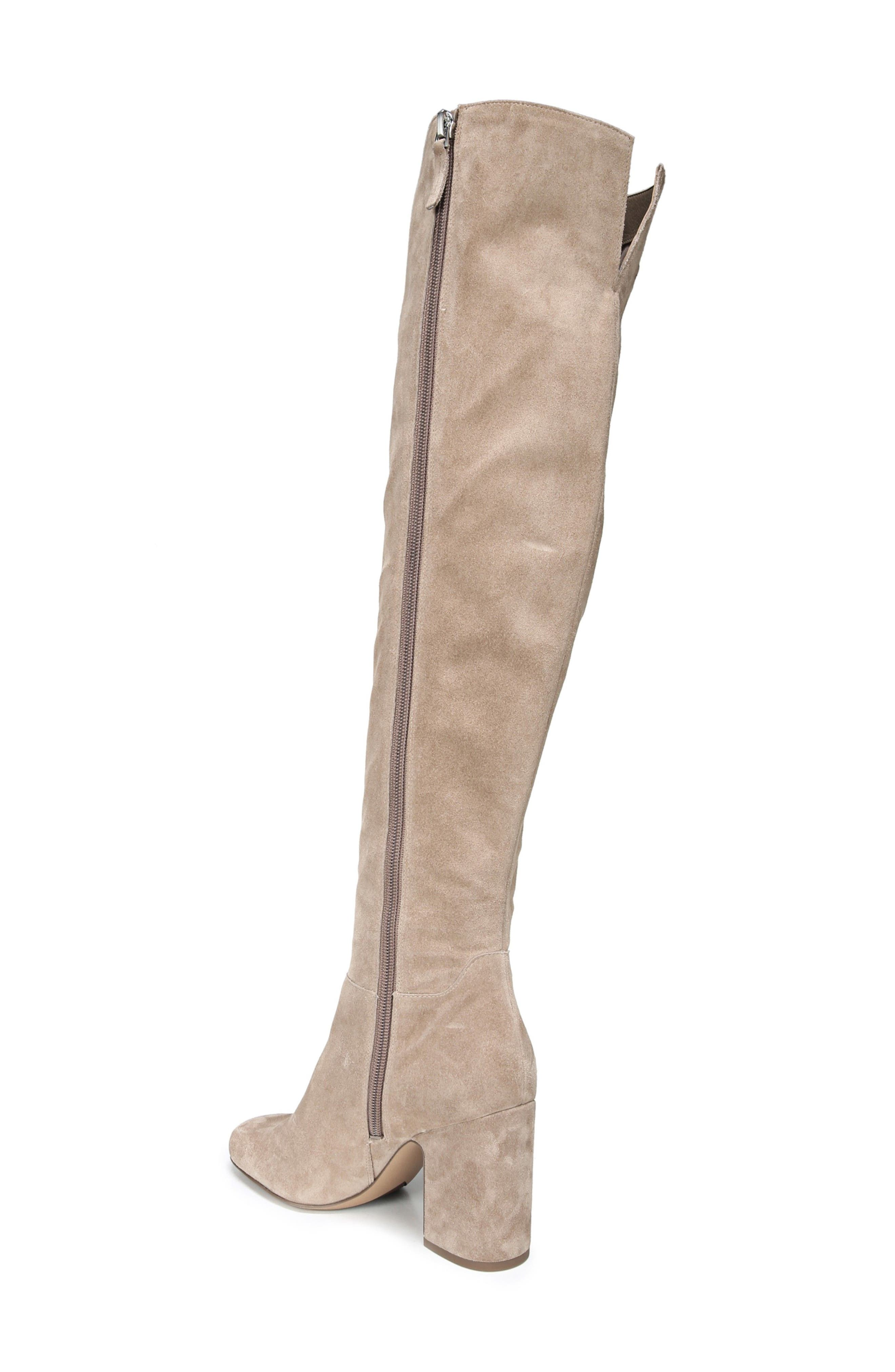 Alternate Image 2  - SARTO by Franco Sarto Laurel Over the Knee Boot (Women)
