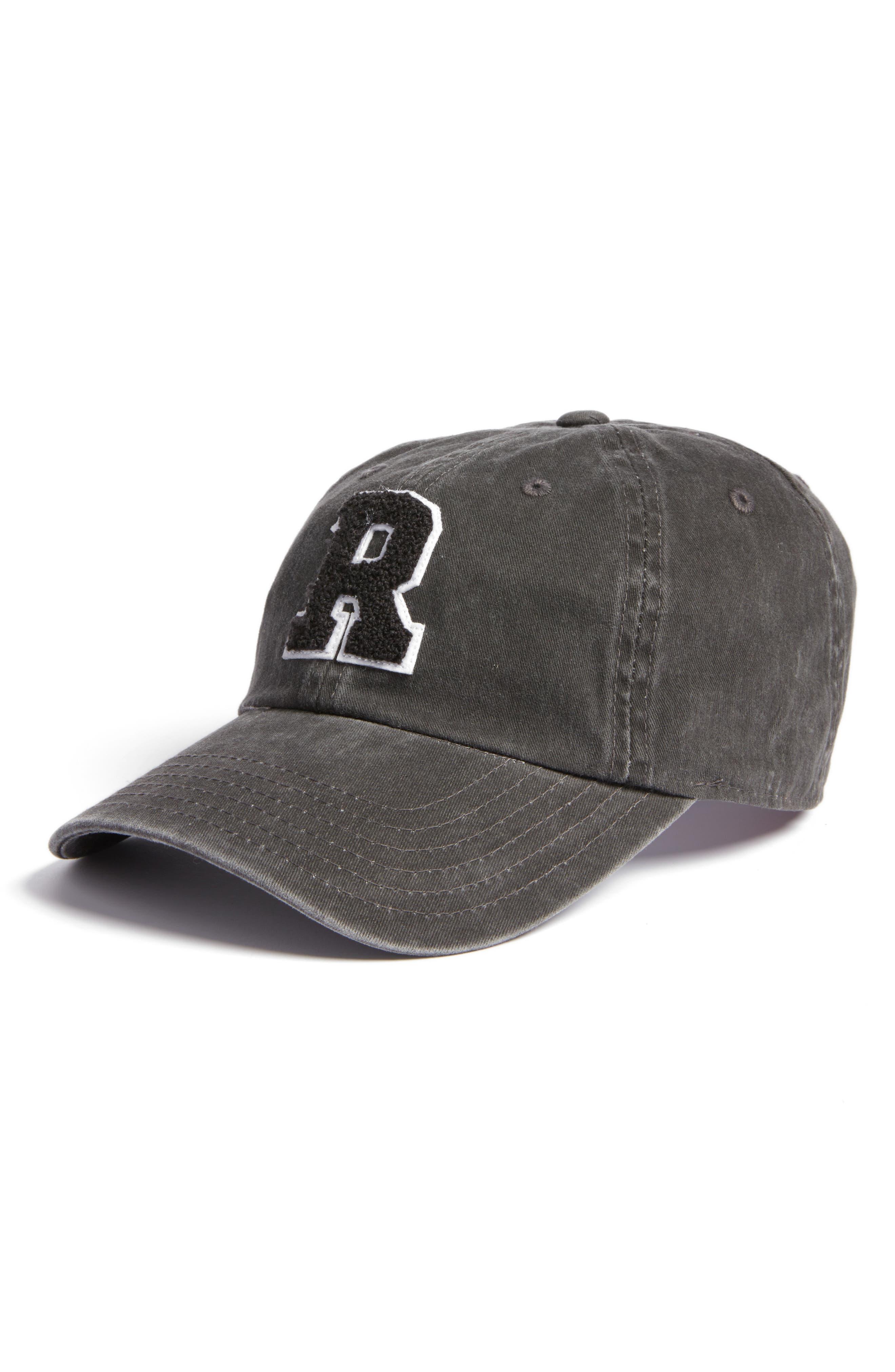 American Needle Initial Baseball Cap