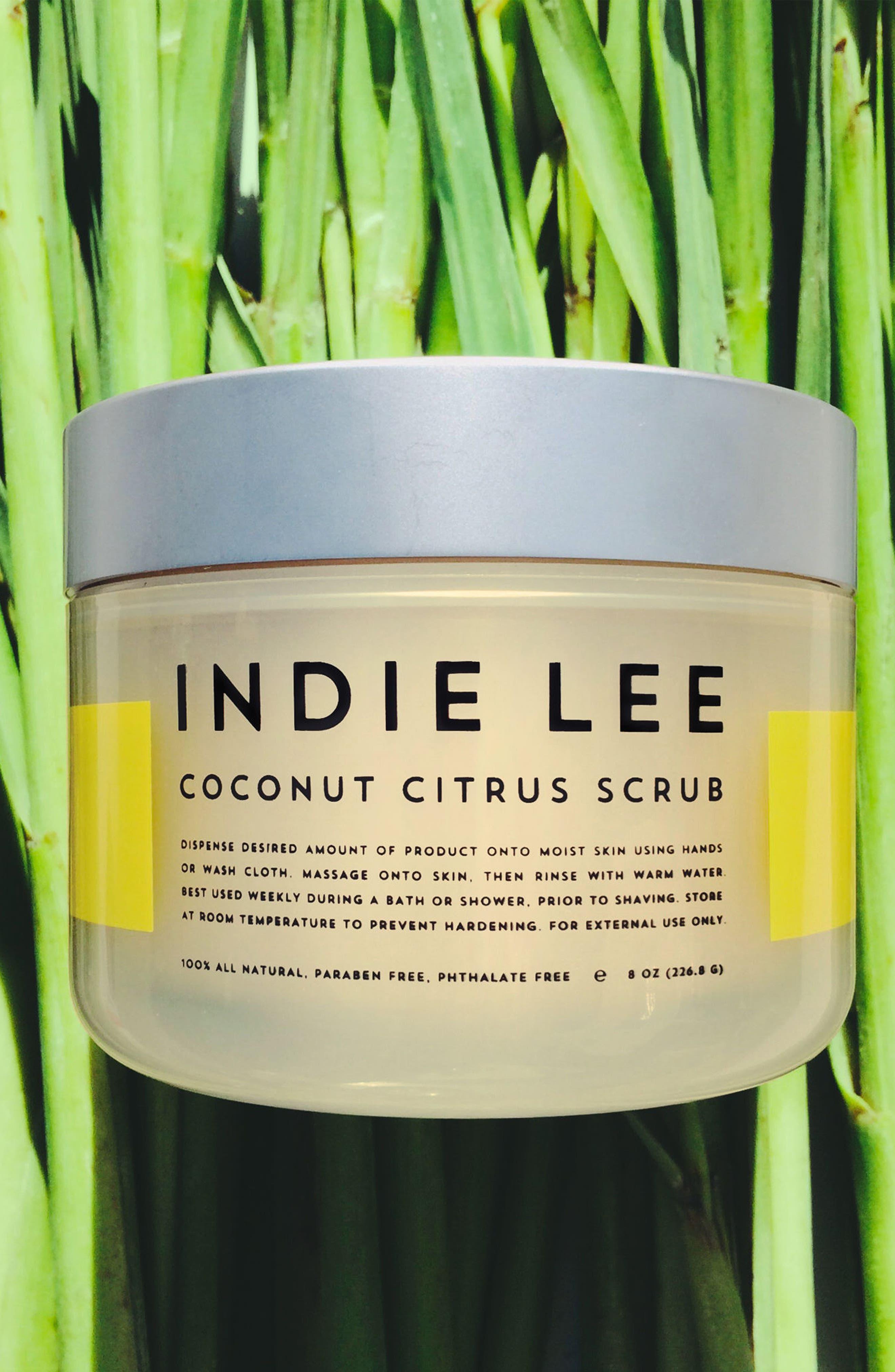 Alternate Image 4  - Indie Lee Coconut Citrus Body Scrub
