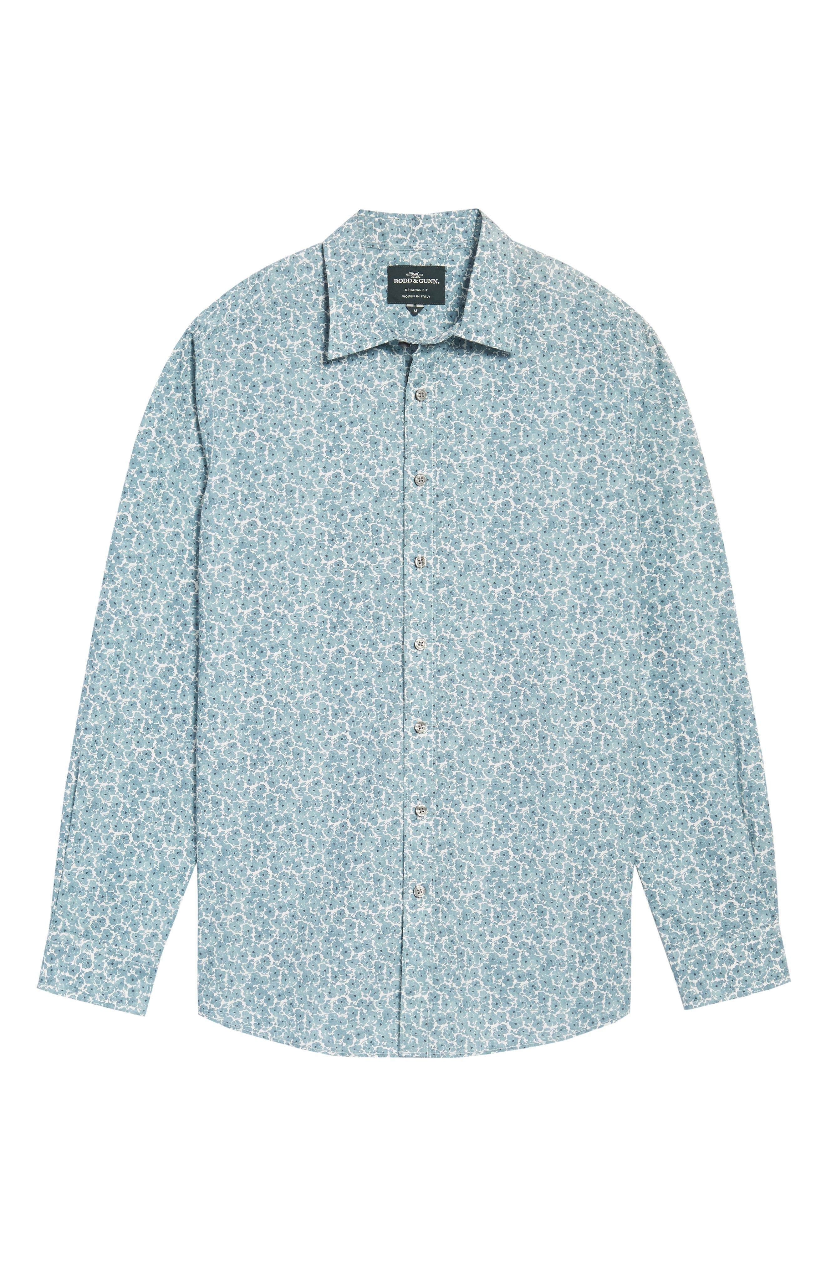 Alternate Image 6  - Rodd & Gunn Mount Whitcombe Original Fit Sport Shirt