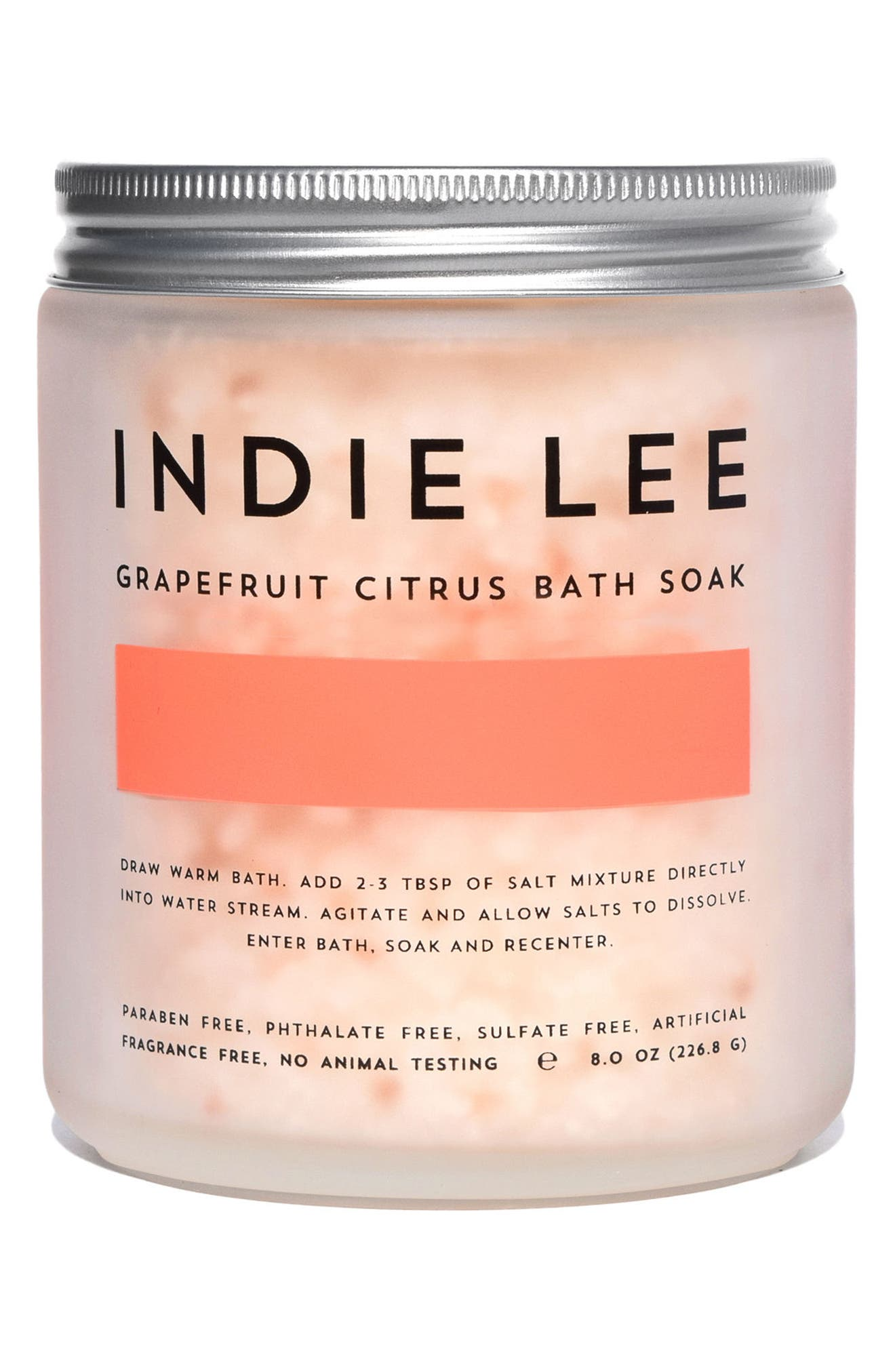 Indie Lee Grapefruit Citrus Bath Soak