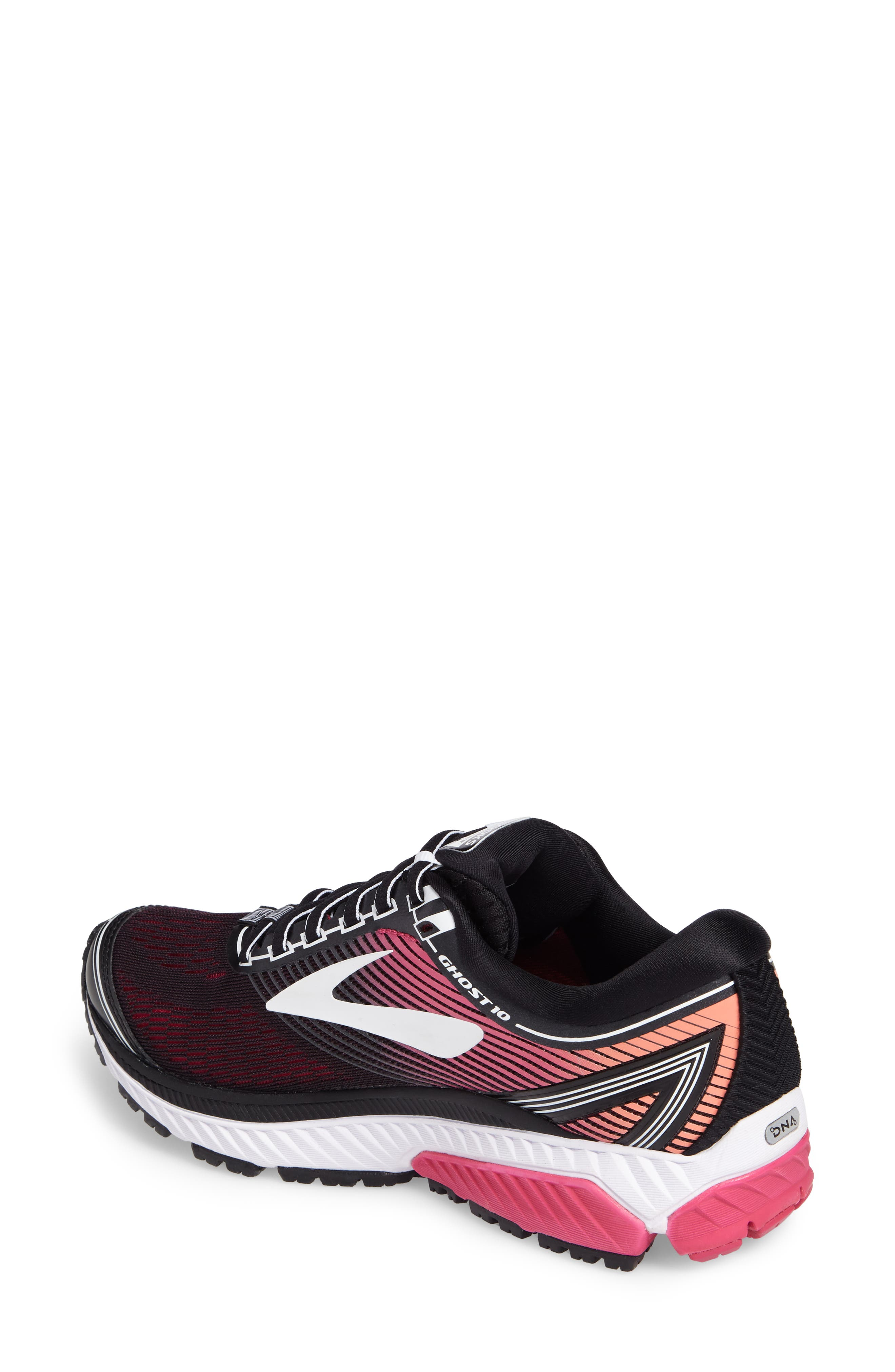Alternate Image 2  - Brooks Ghost 10 Running Shoe (Women)