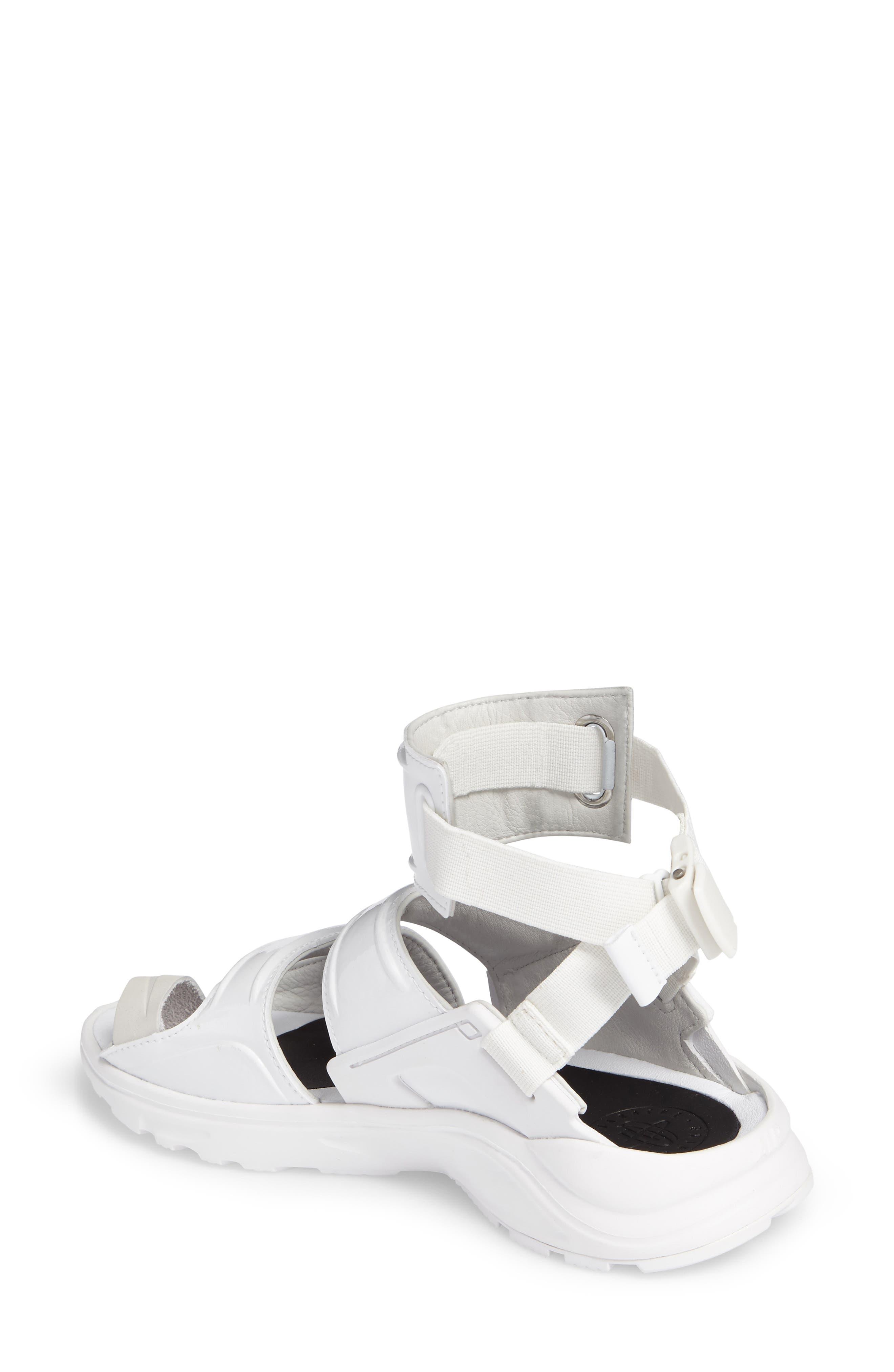 Alternate Image 2  - Nike Air Huarache Gladiator Sandal (Women)