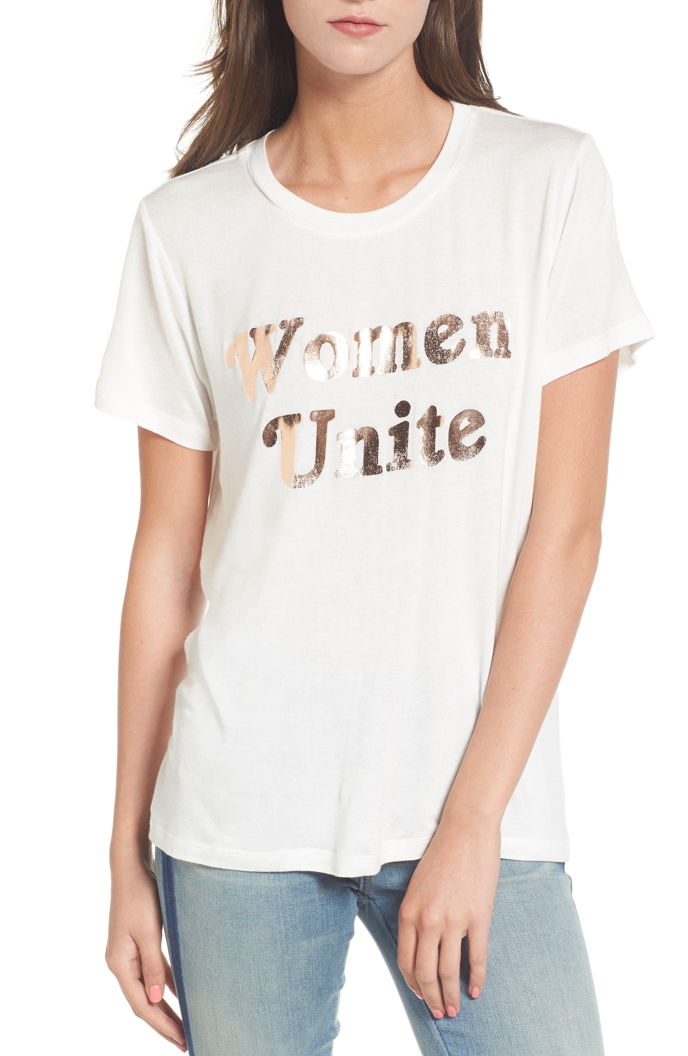Main Image - Daydreamer Women Unite Graphic Tee