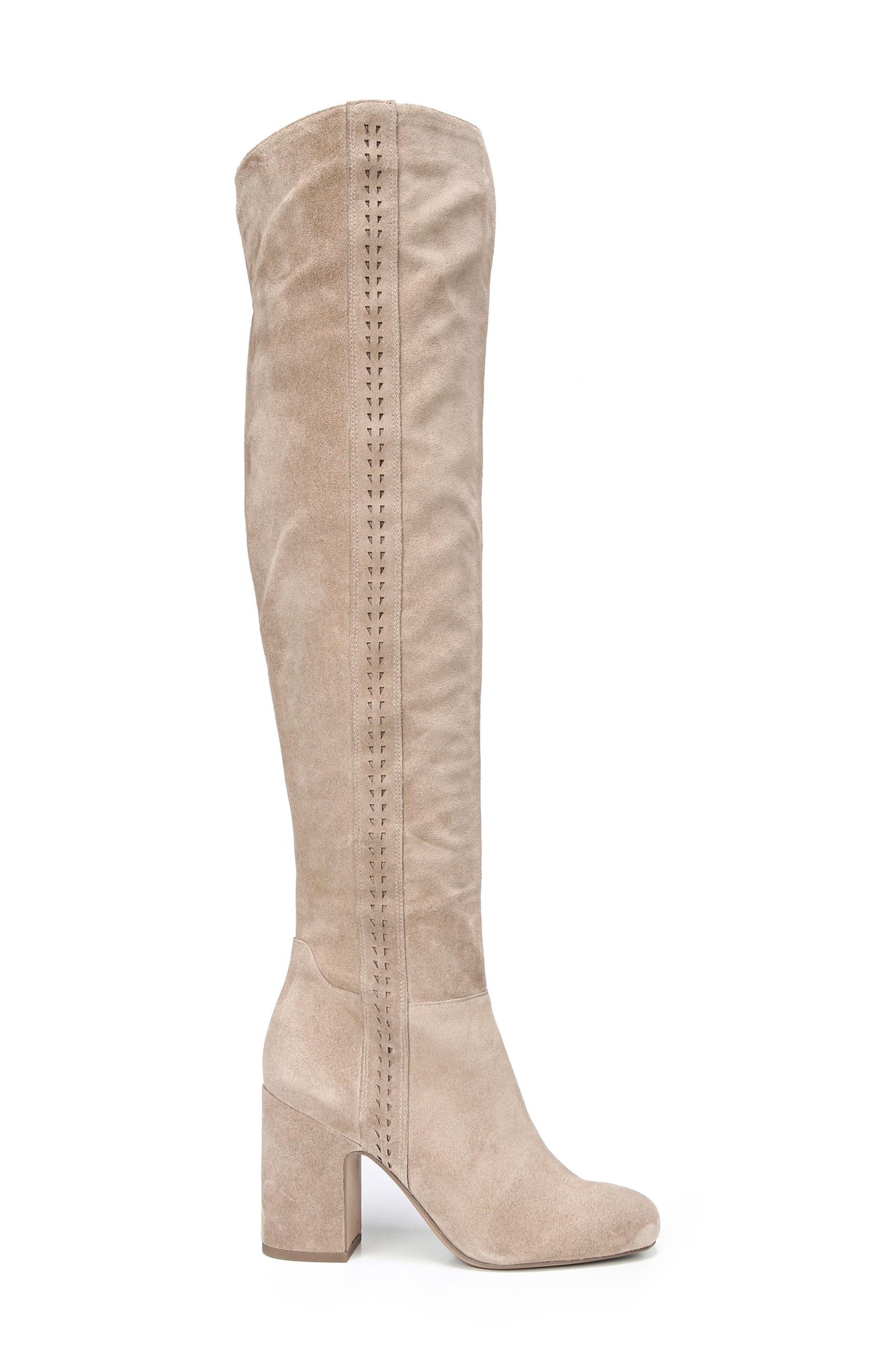 Alternate Image 3  - SARTO by Franco Sarto Laurel Over the Knee Boot (Women)
