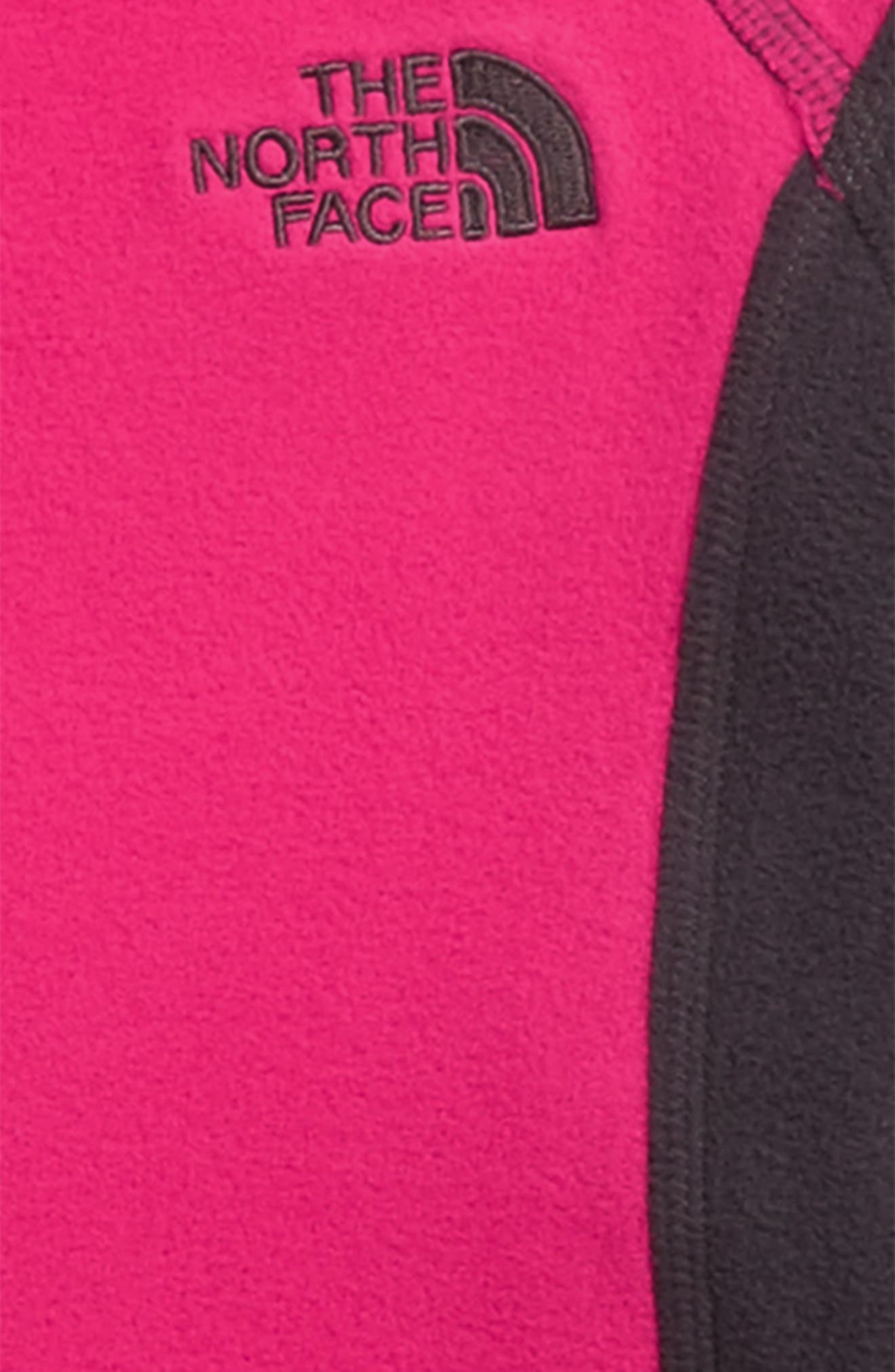 Glacier Full Zip Hoodie,                             Alternate thumbnail 2, color,                             Petticoat Pink